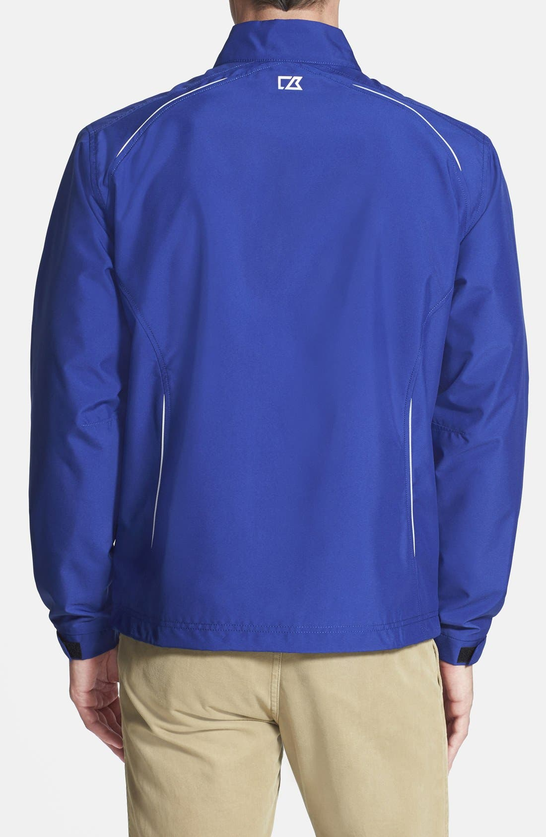 Indianapolis Colts - Beacon WeatherTec Wind & Water Resistant Jacket,                             Alternate thumbnail 2, color,                             Tour Blue