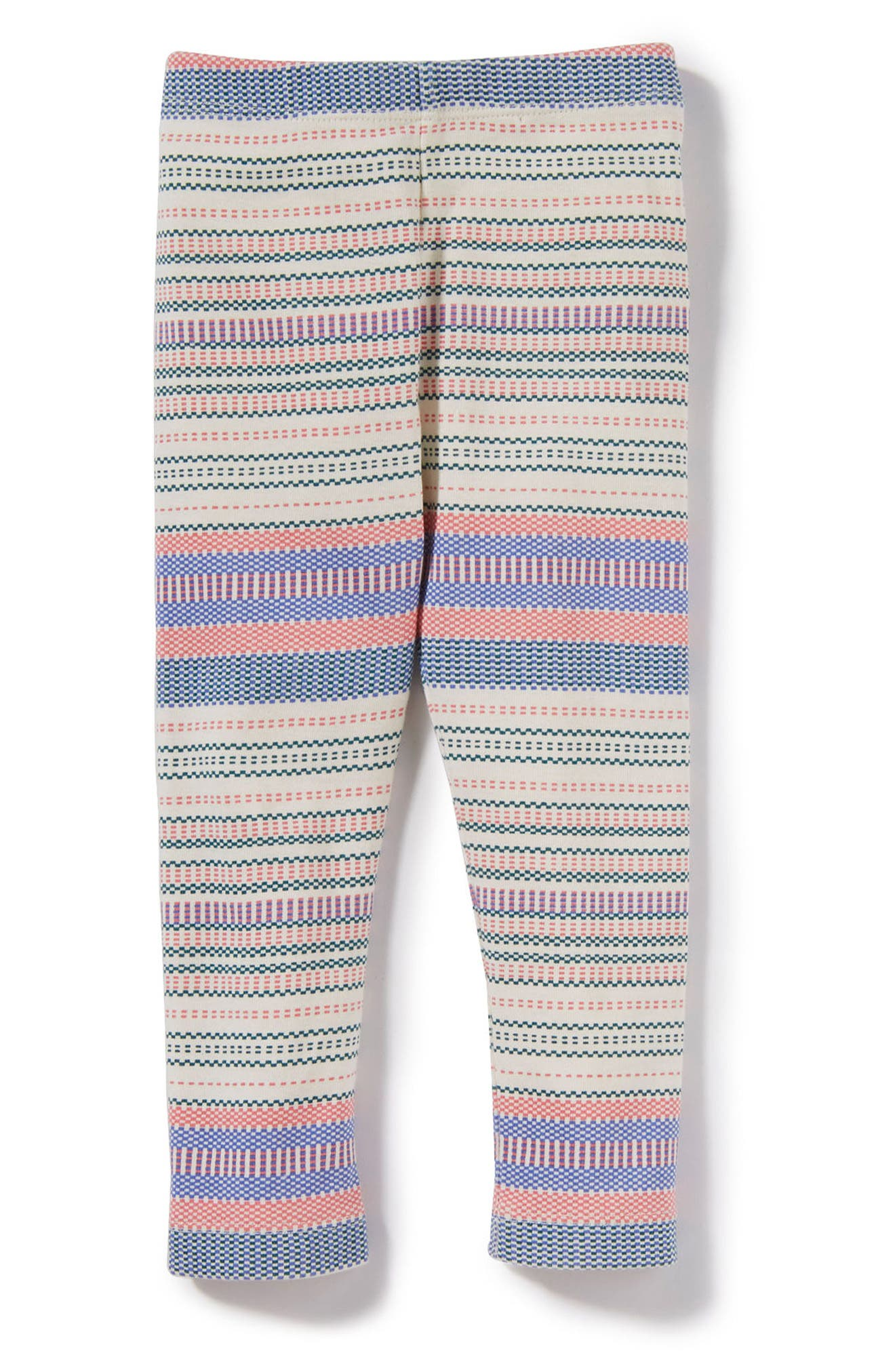 Main Image - Peek Grace Leggings (Baby Girls)