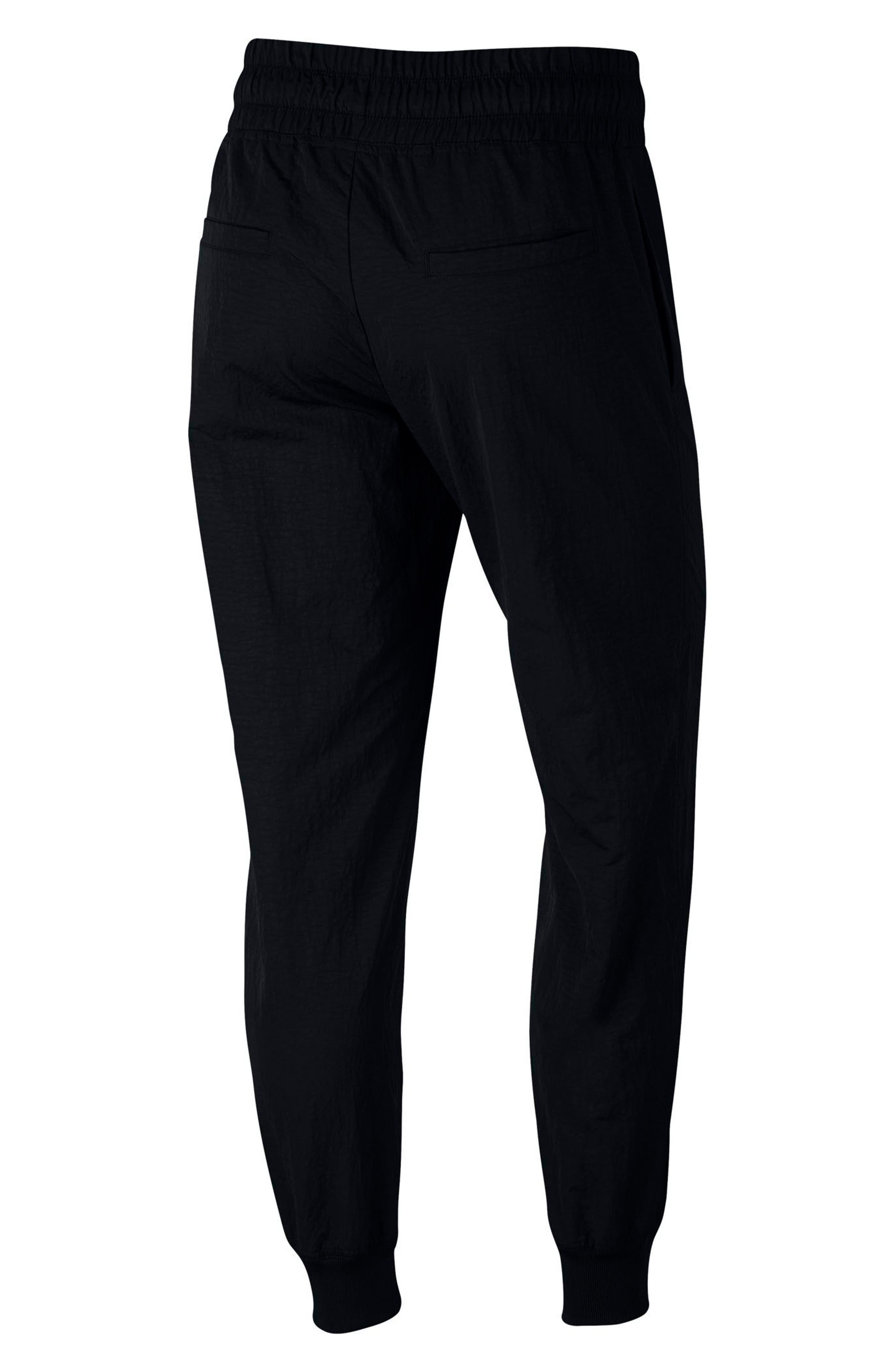 Air Drawstring Sweatpants,                         Main,                         color, Black