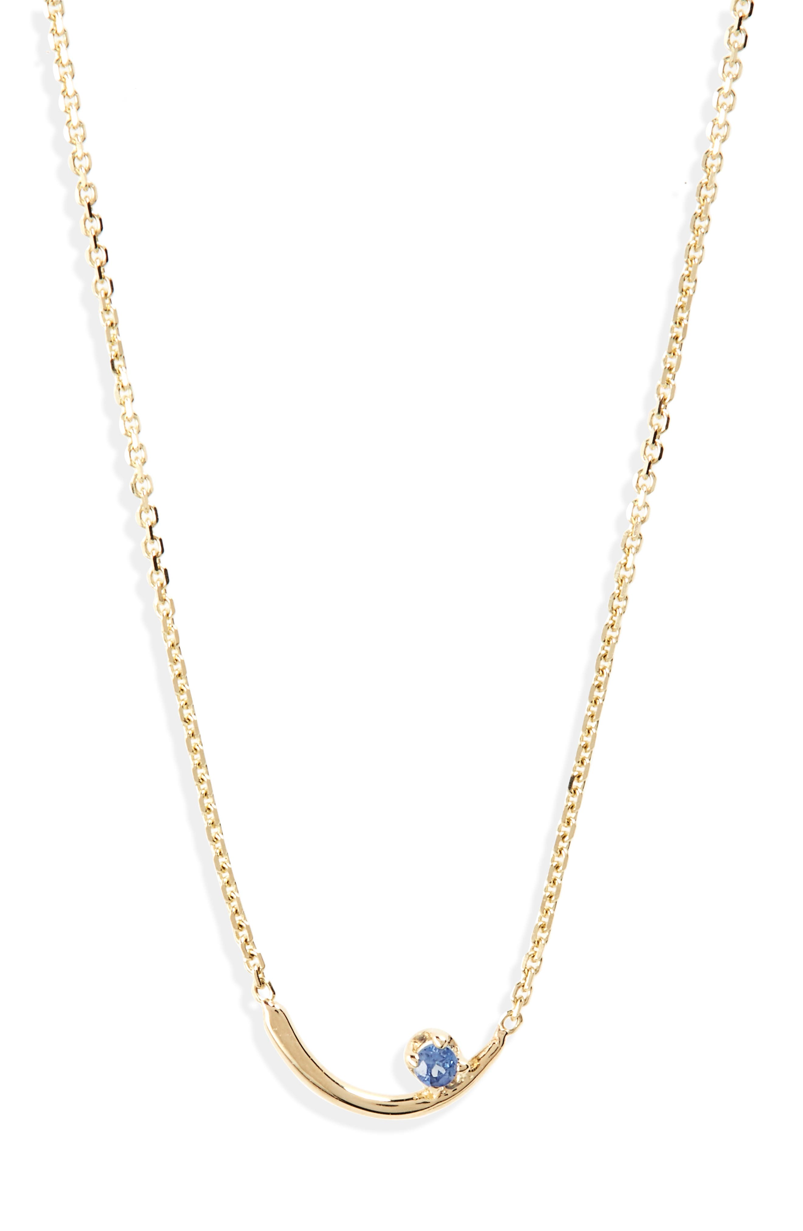 Main Image - WWAKE Arc Lineage Necklace