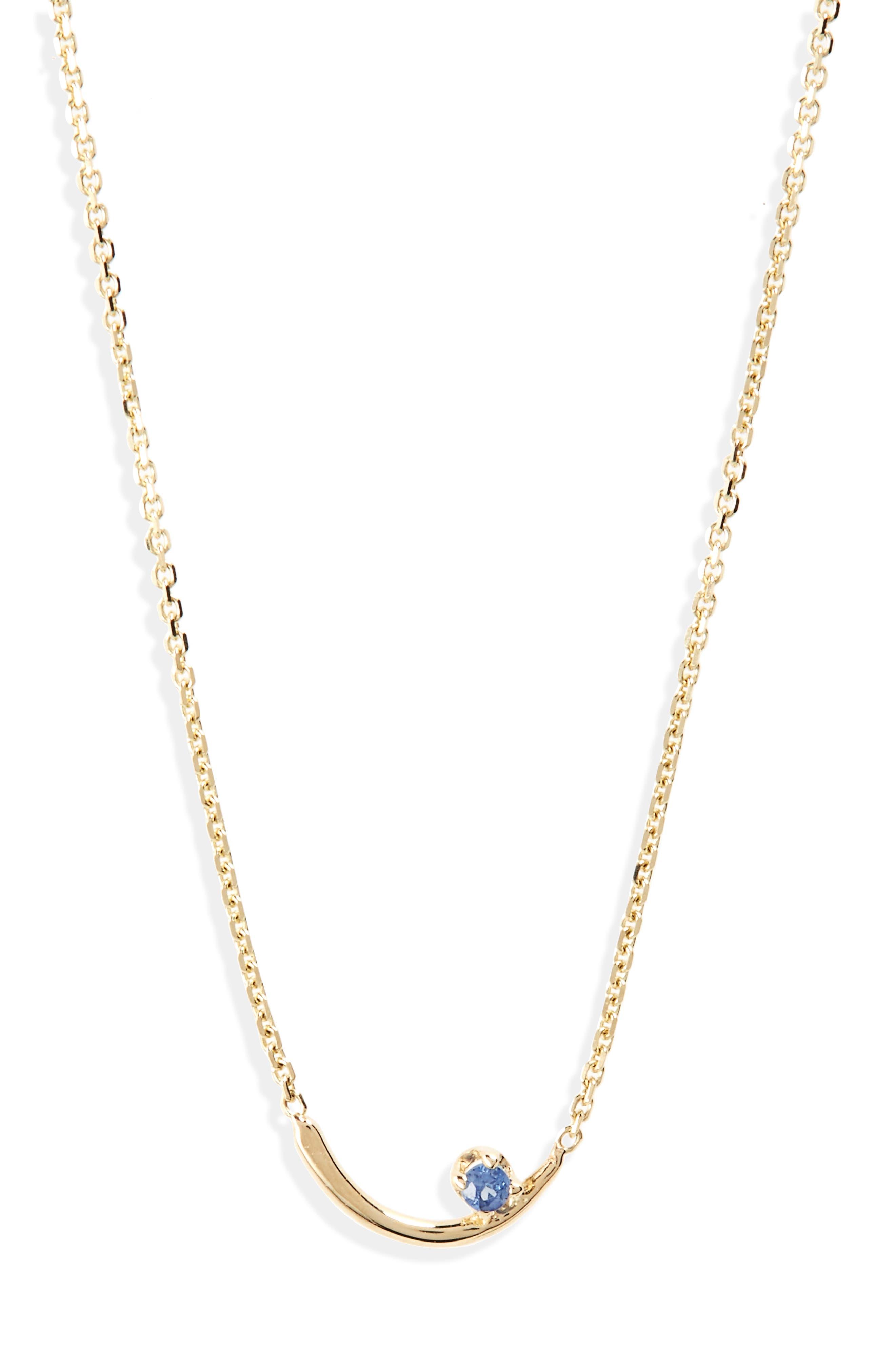 WWAKE Arc Lineage Necklace