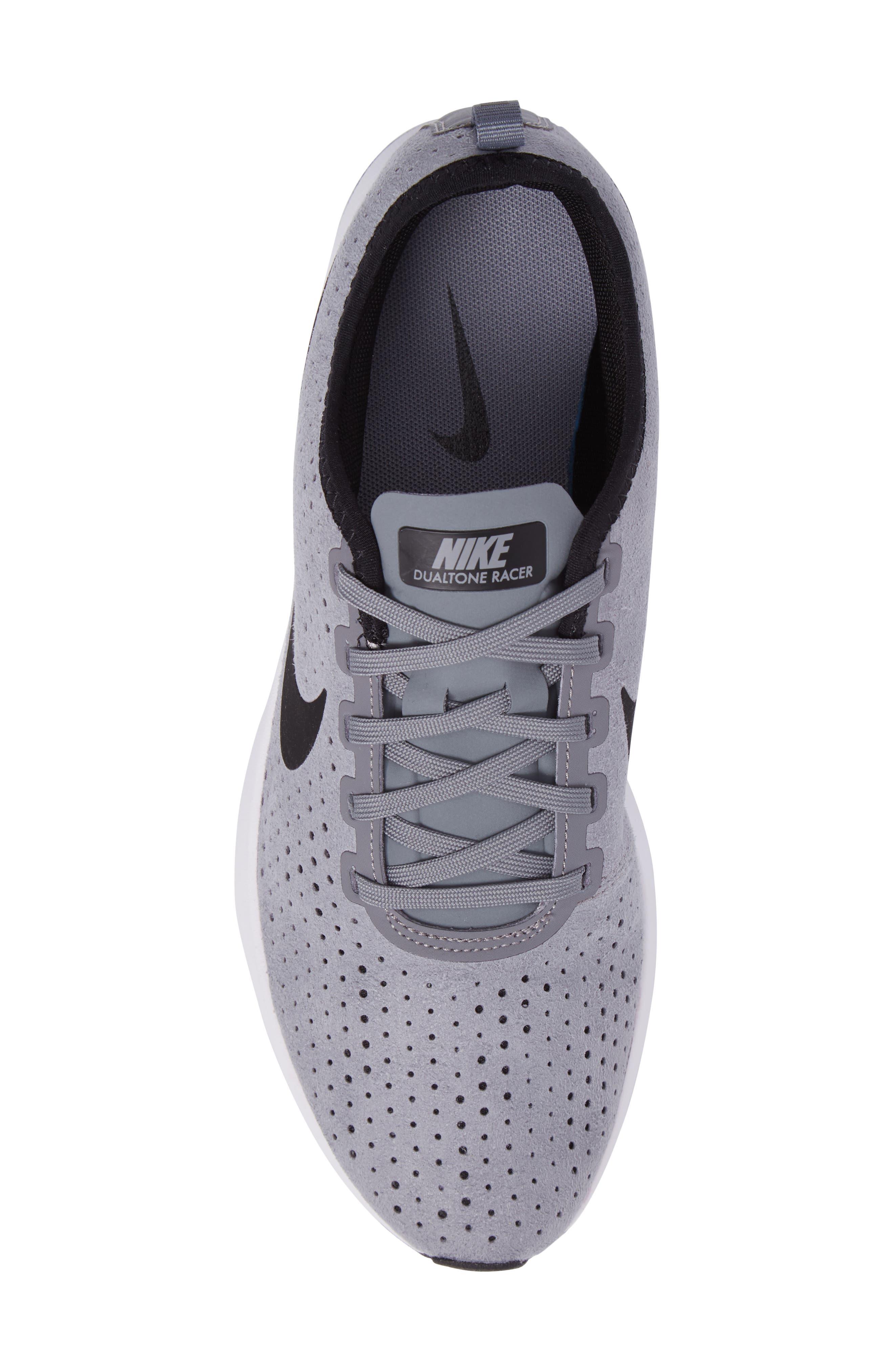 Alternate Image 5  - Nike Dualtone Racer Premium Sneaker (Men)
