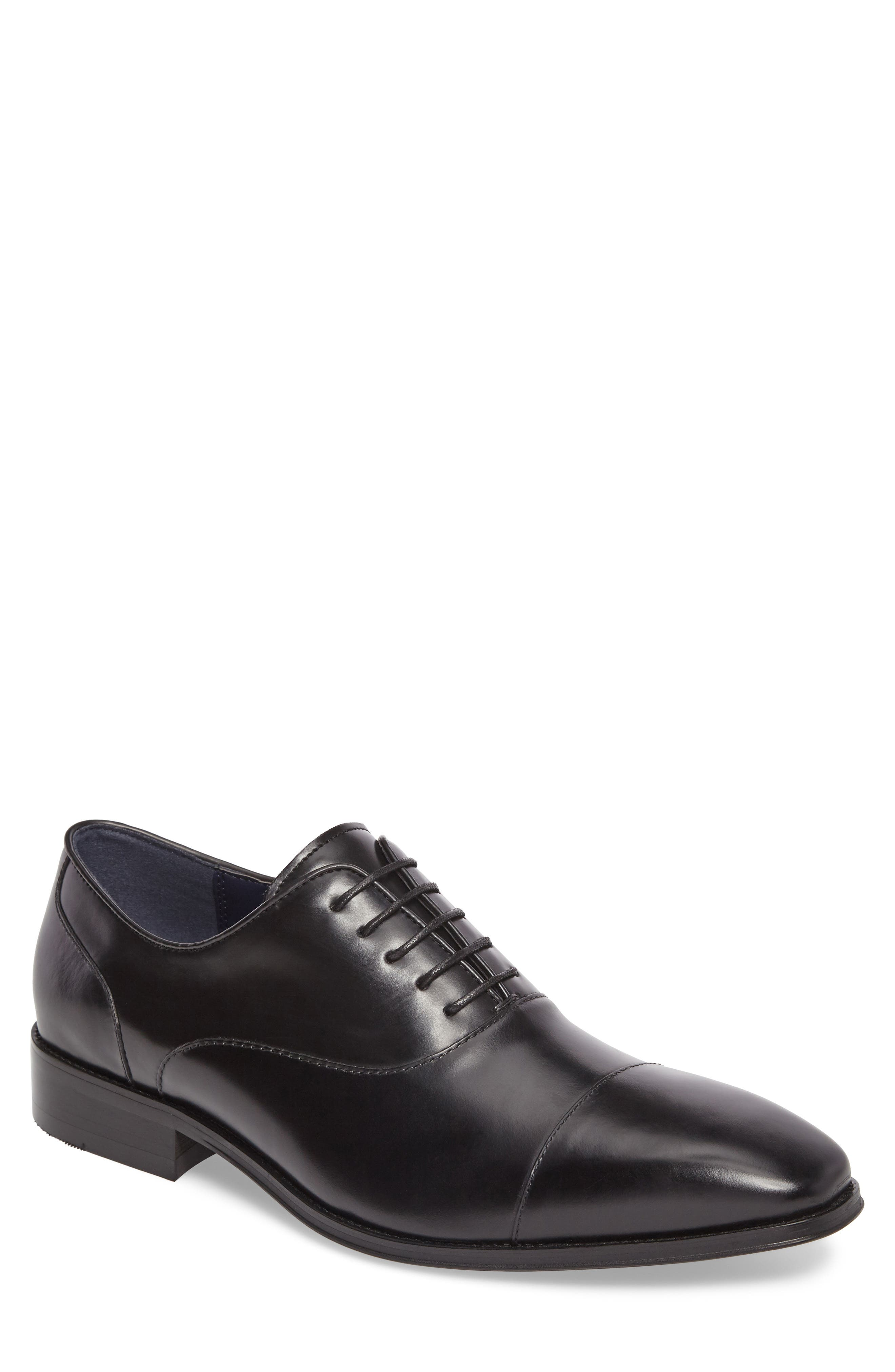 Main Image - Kenneth Cole Reaction Cap Toe Oxford (Men)