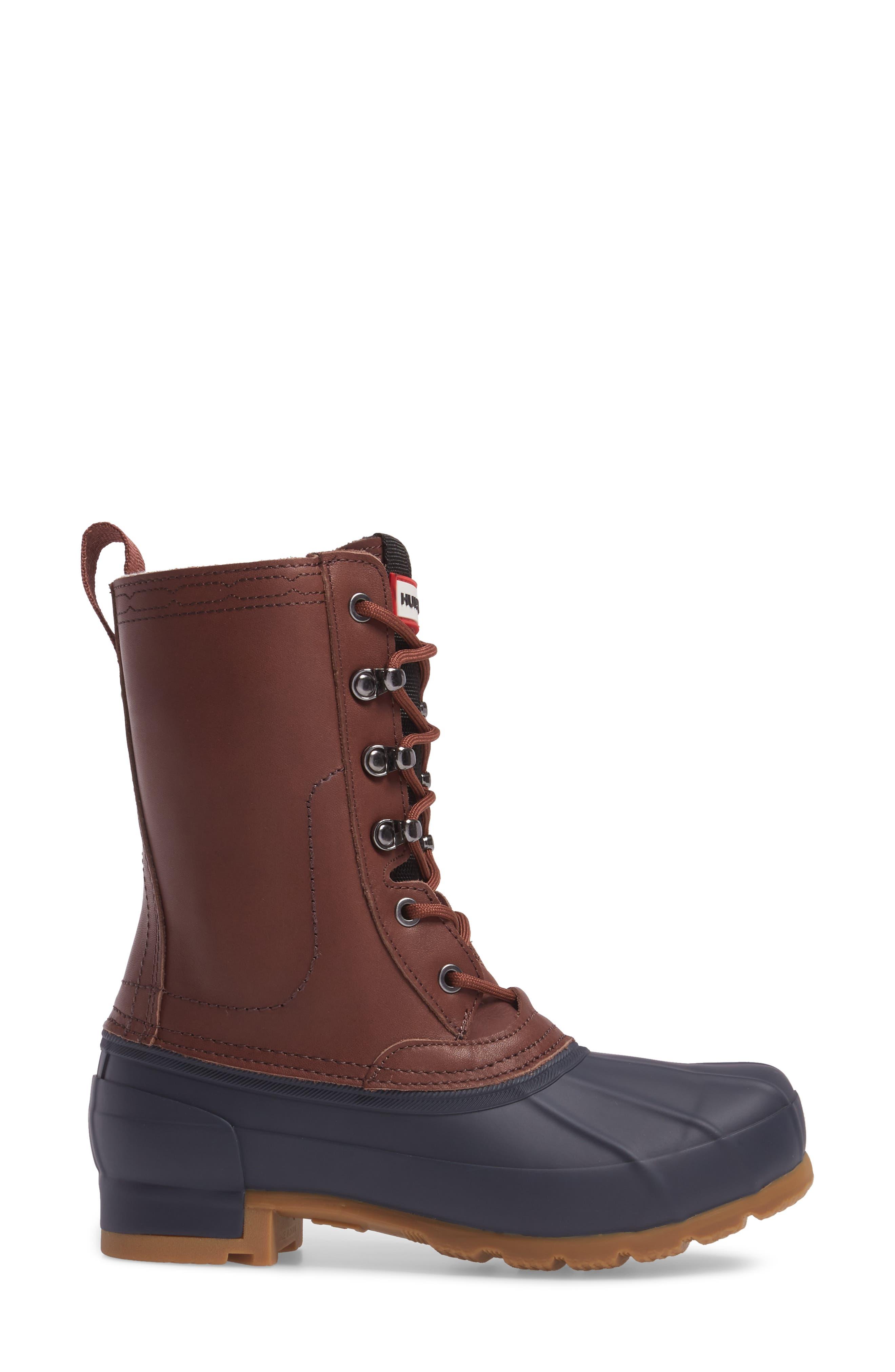 Alternate Image 3  - Hunter Original Insulated Boot (Women)