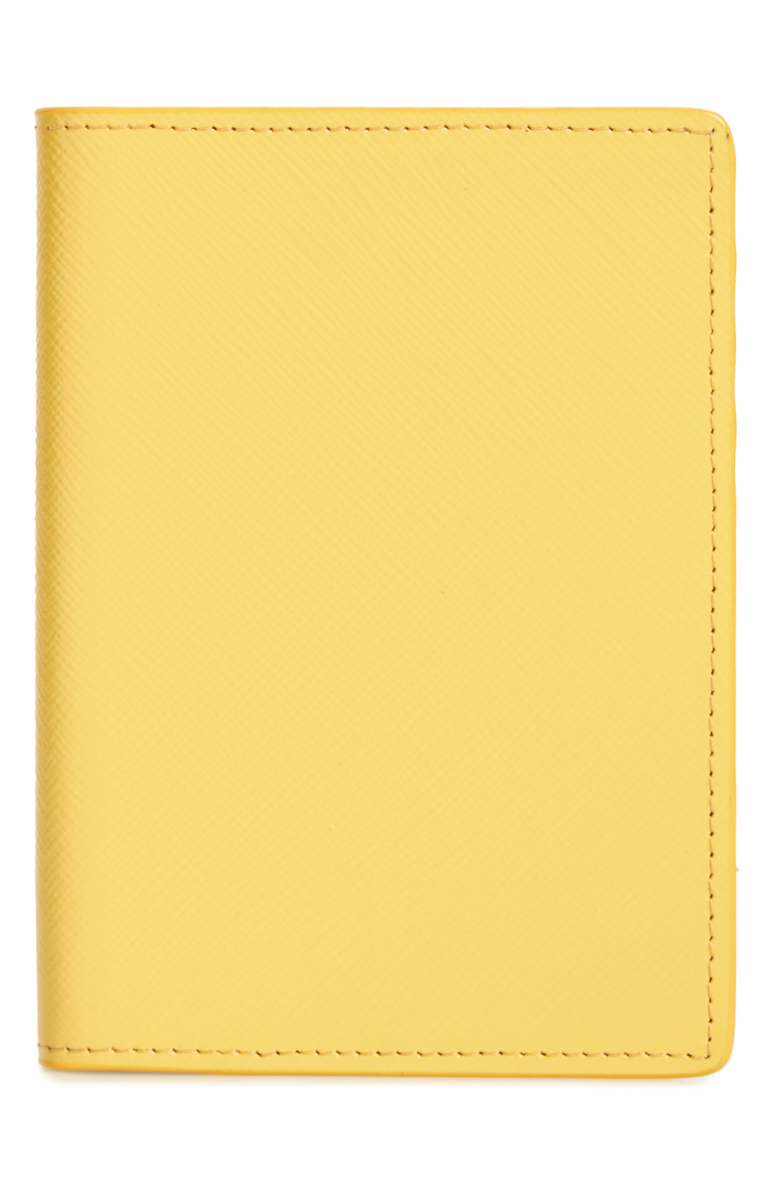 Nordstrom Leather Passport Case