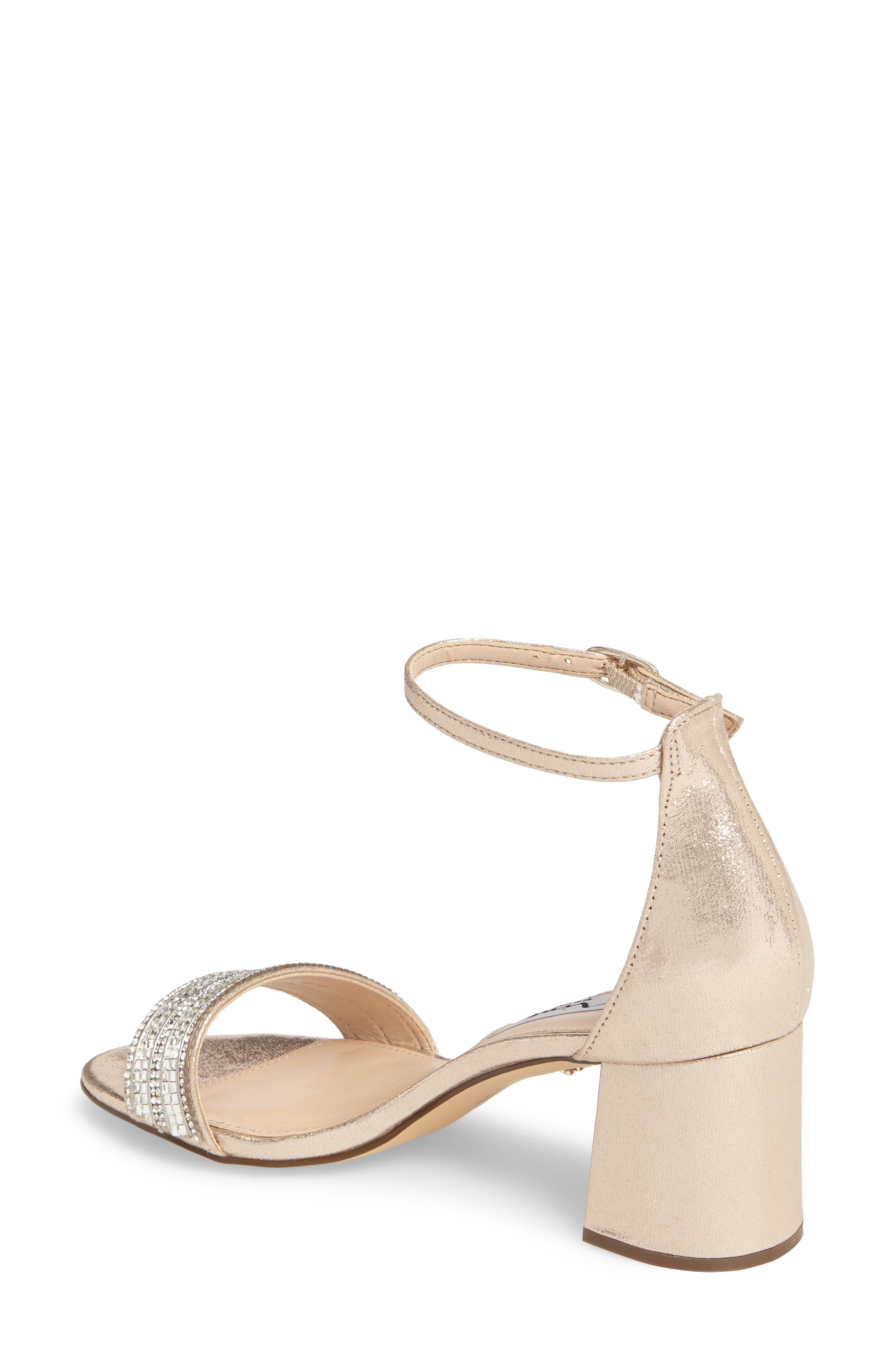 Elenora Sandal,                             Alternate thumbnail 2, color,                             Taupe Suede