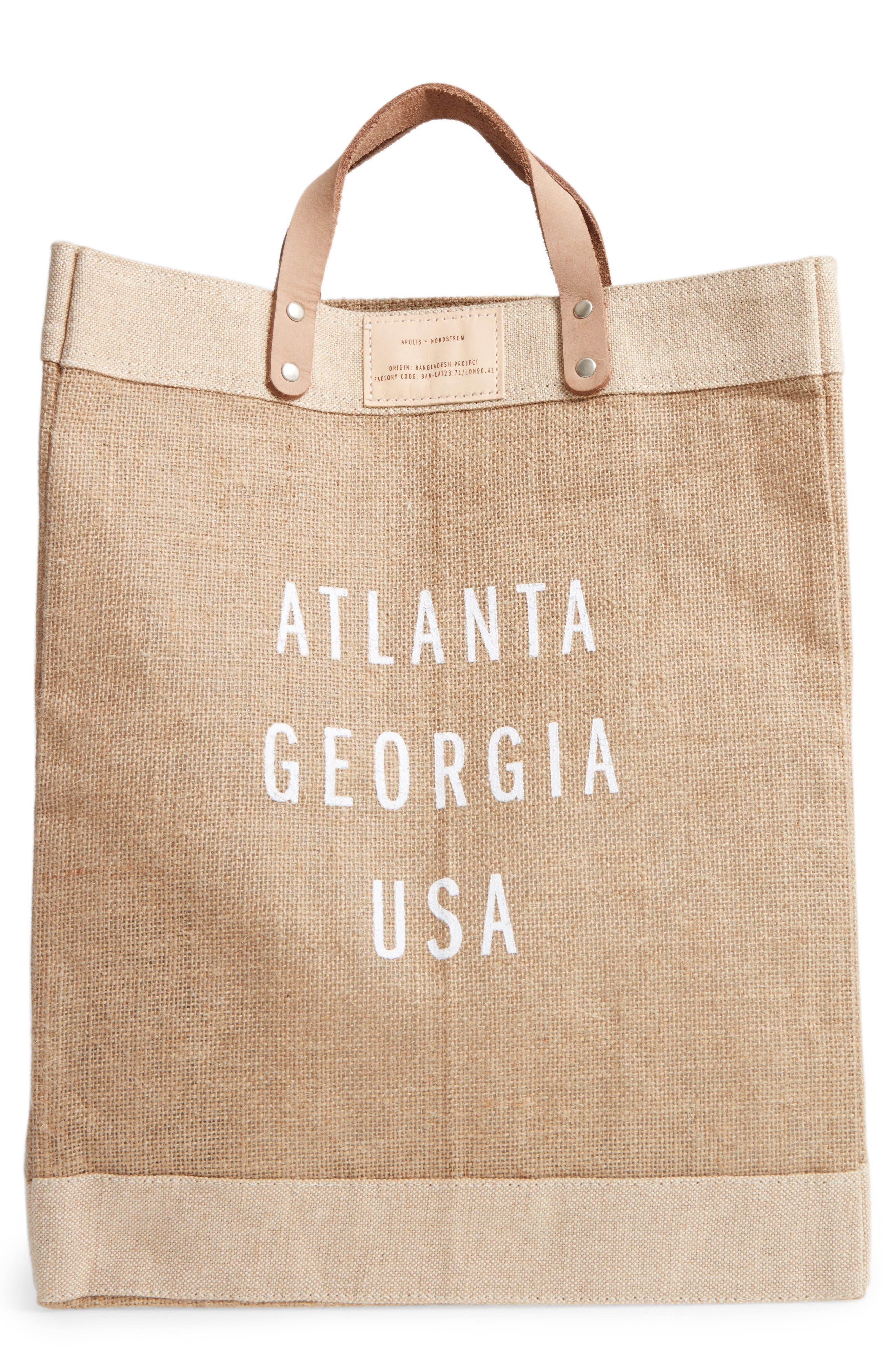 Apolis Market Bag