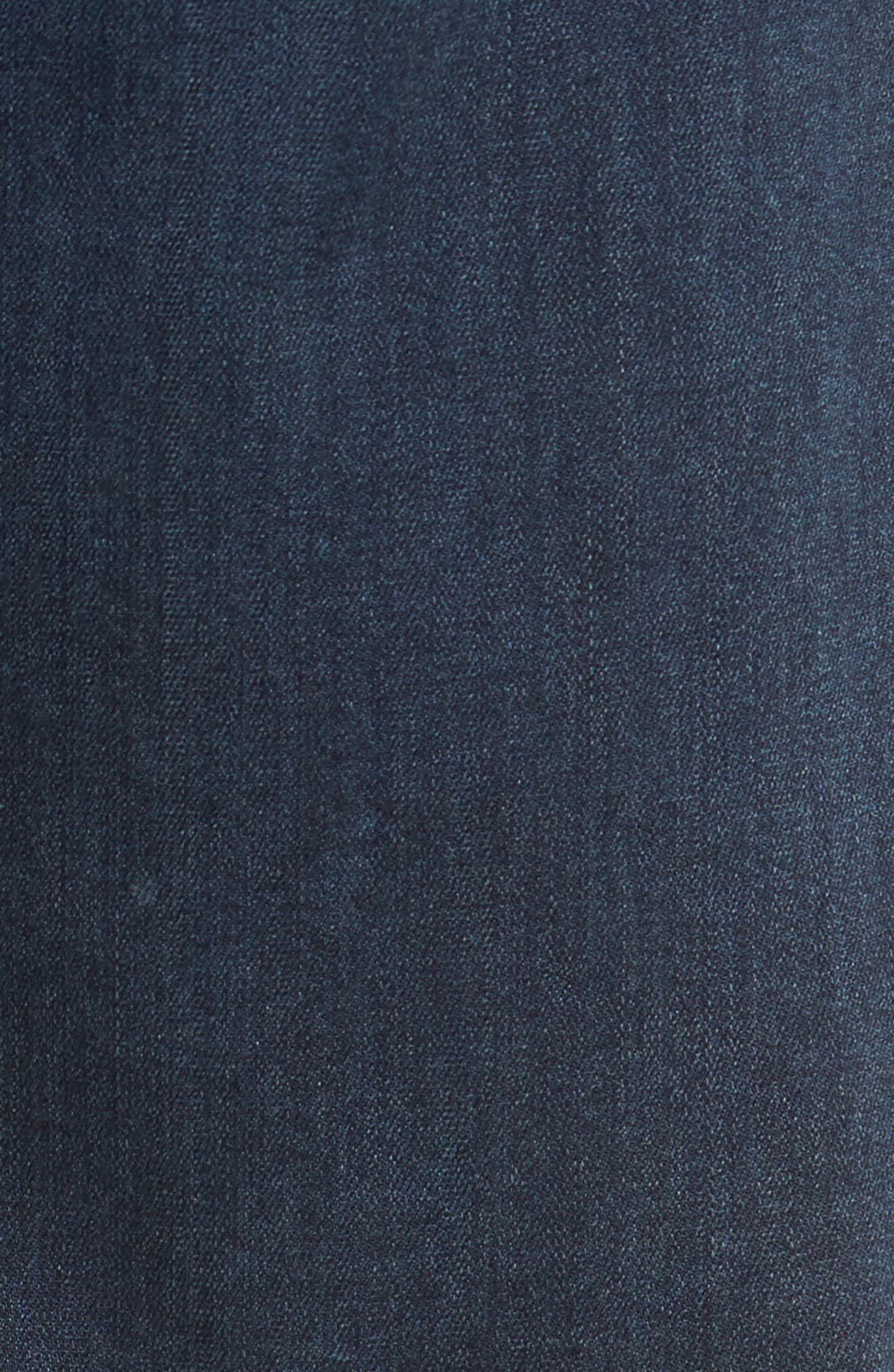 Federal Slim Straight Fit Jeans,                             Alternate thumbnail 5, color,                             Points