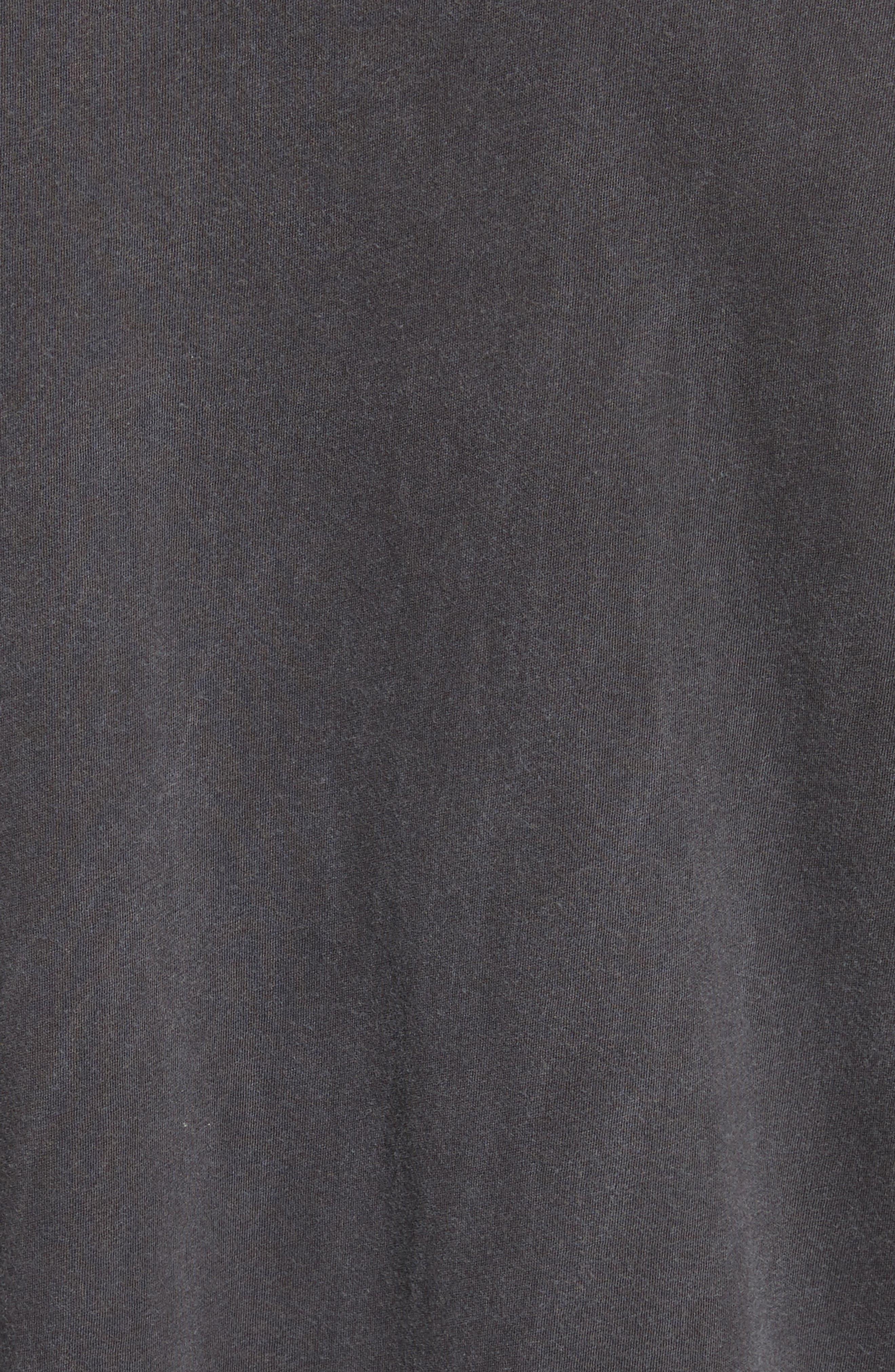 Alternate Image 5  - Drifter Cobain Distressed Oversize T-Shirt