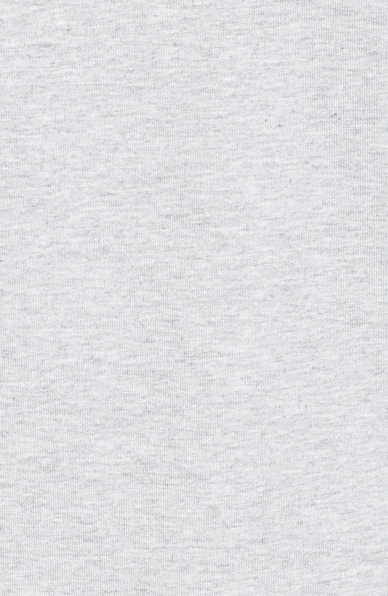 Embellished Sweatshirt,                             Alternate thumbnail 6, color,                             Grey Heather
