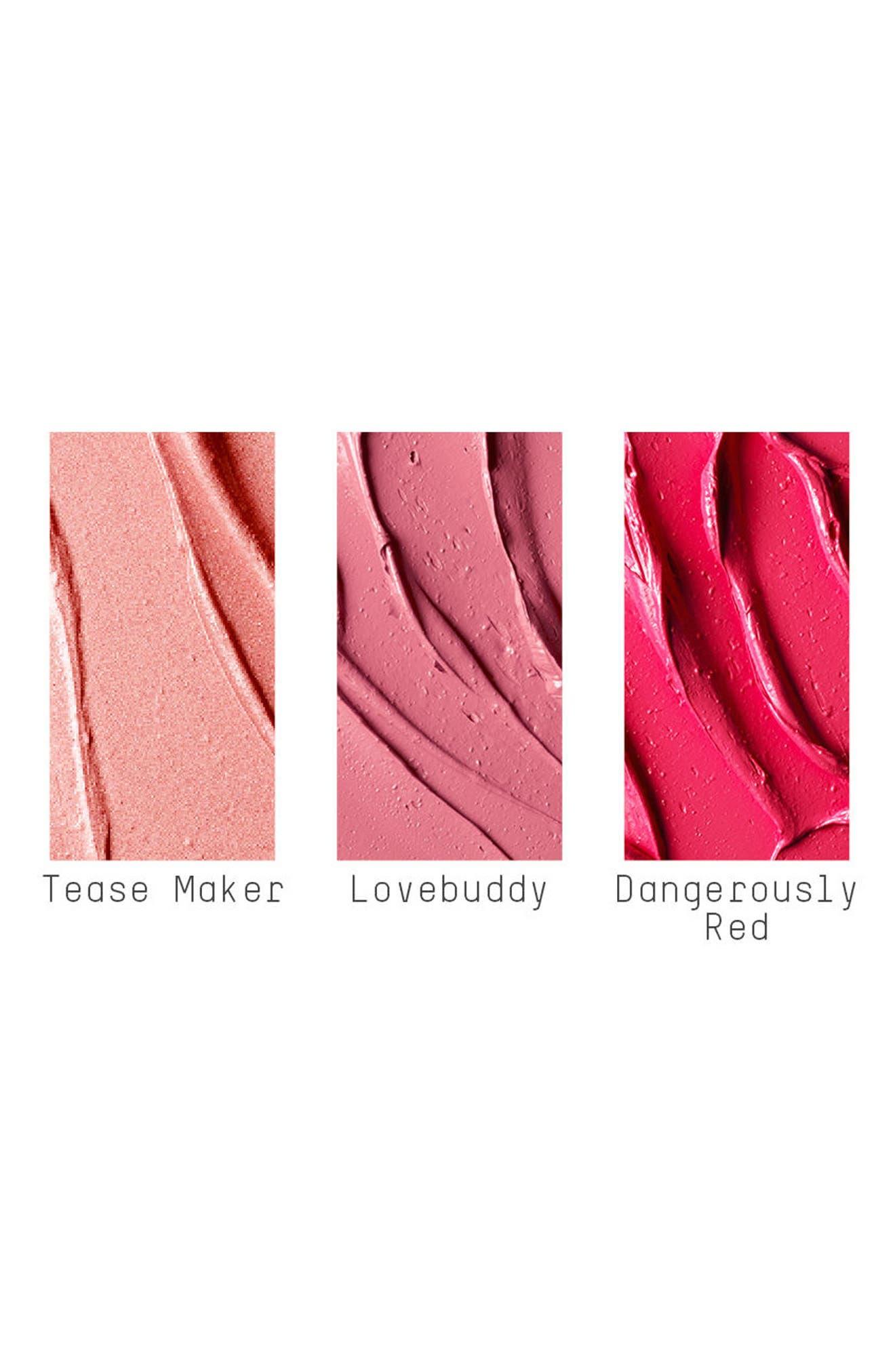 Alternate Image 2  - MAC Snow Ball Pink Mini Lipstick Kit ($35 Value)