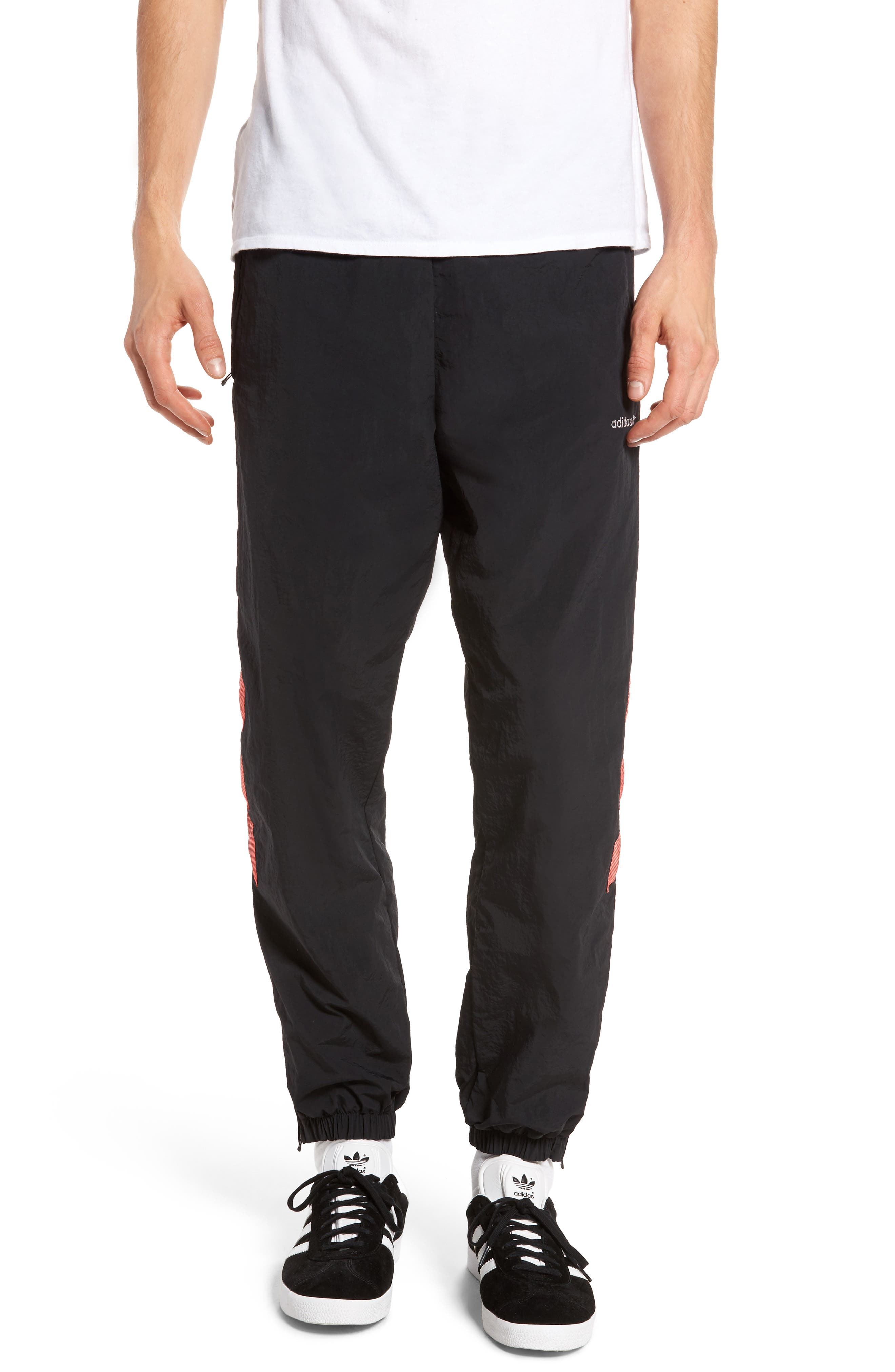 Originals Tironti Windpants,                         Main,                         color, Black/ Grey