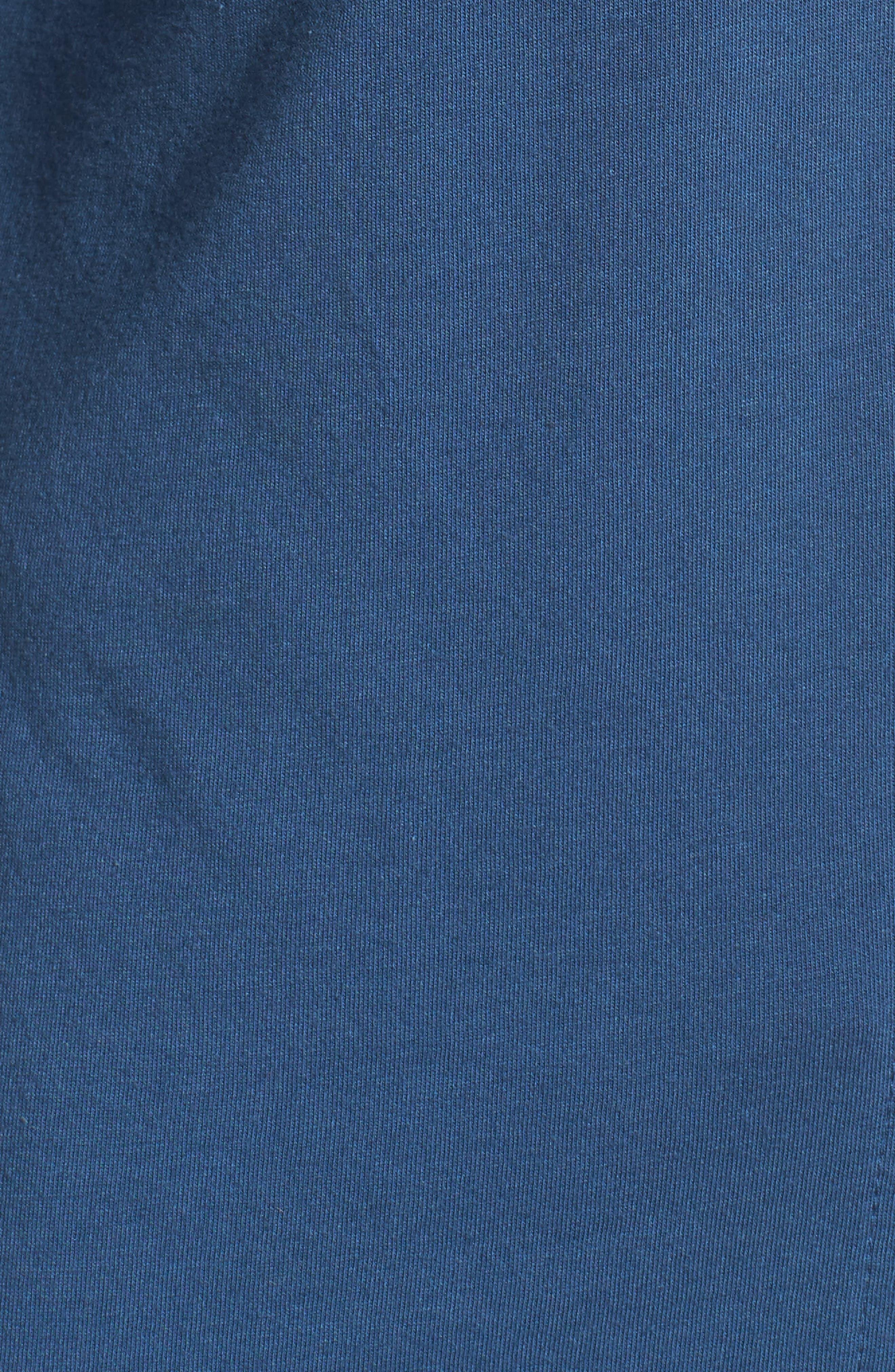 Alternate Image 6  - LOVE+GRACE 'Cassie' Cotton & Modal Pajamas