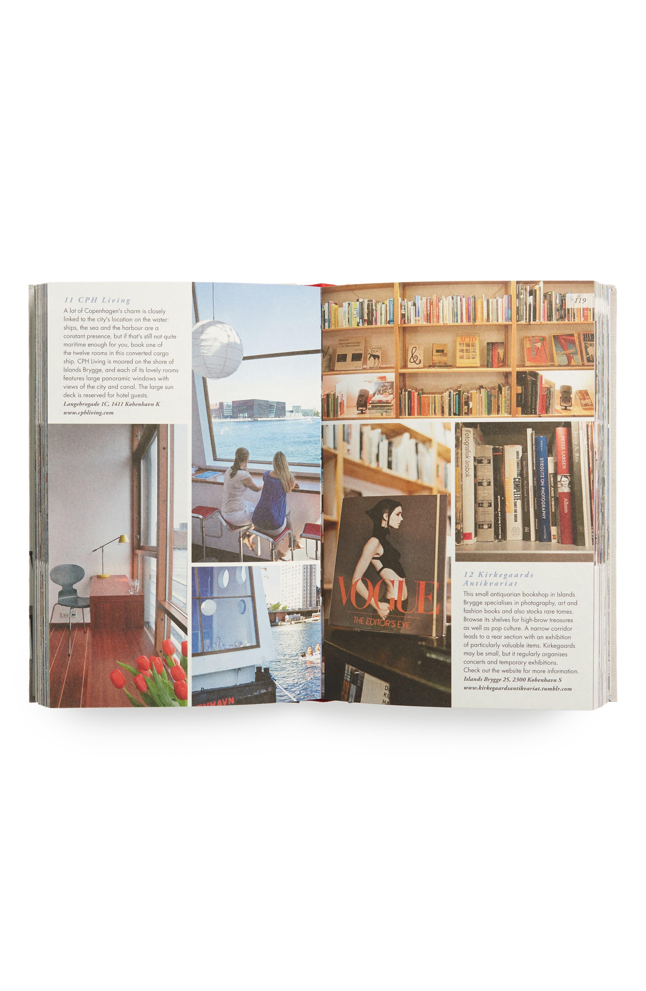 Copenhagen Style Guide Book,                             Alternate thumbnail 2, color,                             Beige/ Khaki