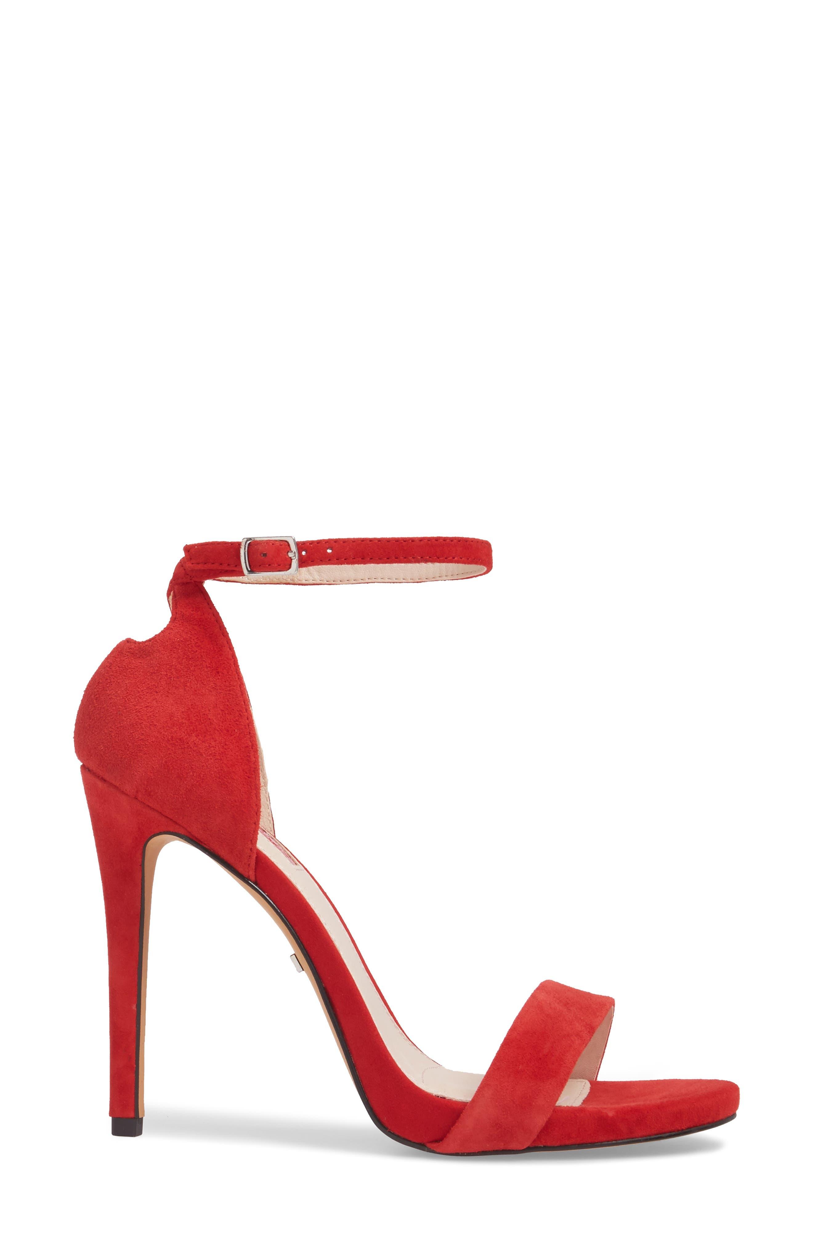 Alternate Image 3  - Topshop Raphie Ankle Strap Sandal (Women)