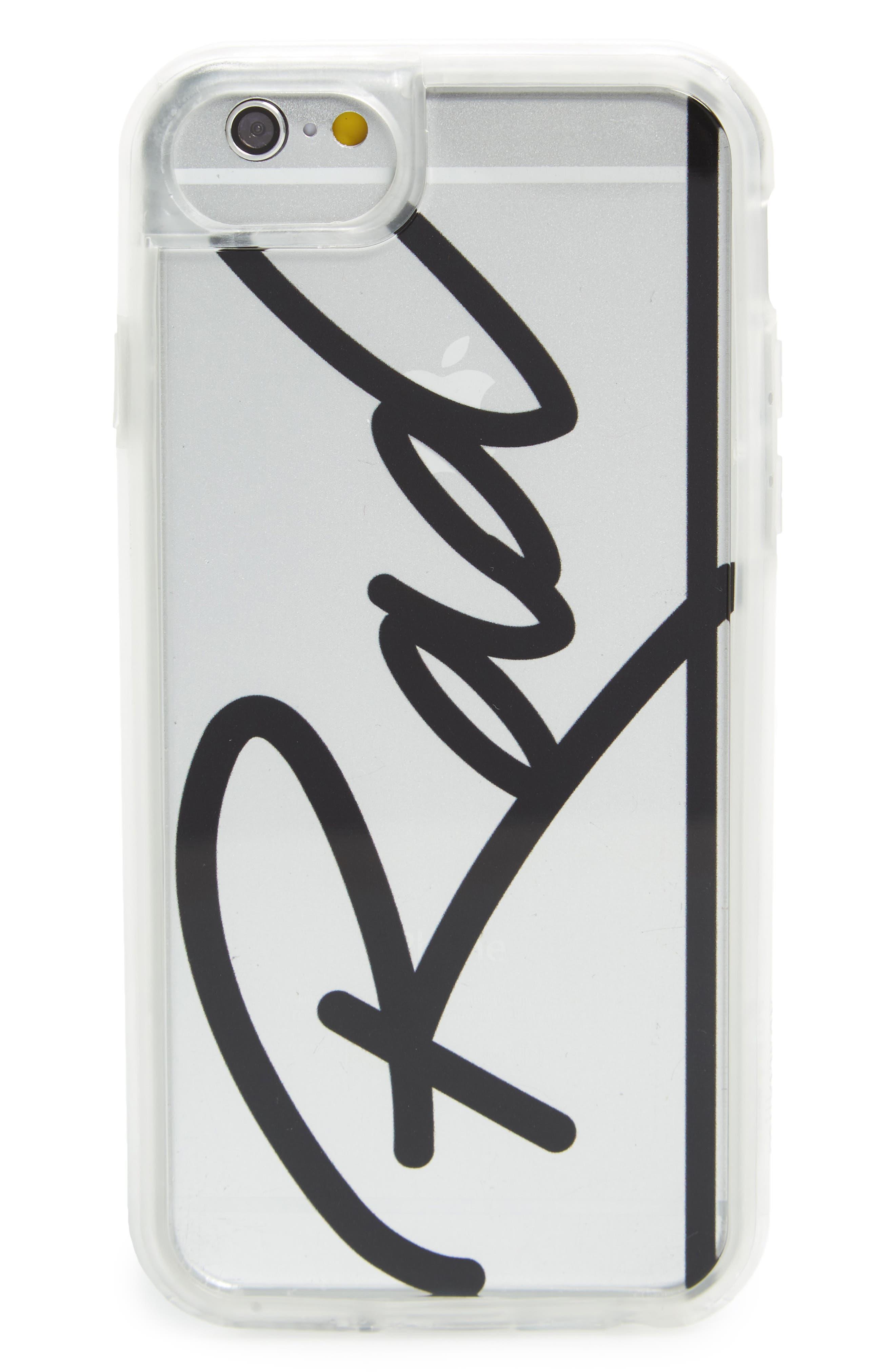 Main Image - MILKYWAY Rad iPhone 6/6s/7 Case