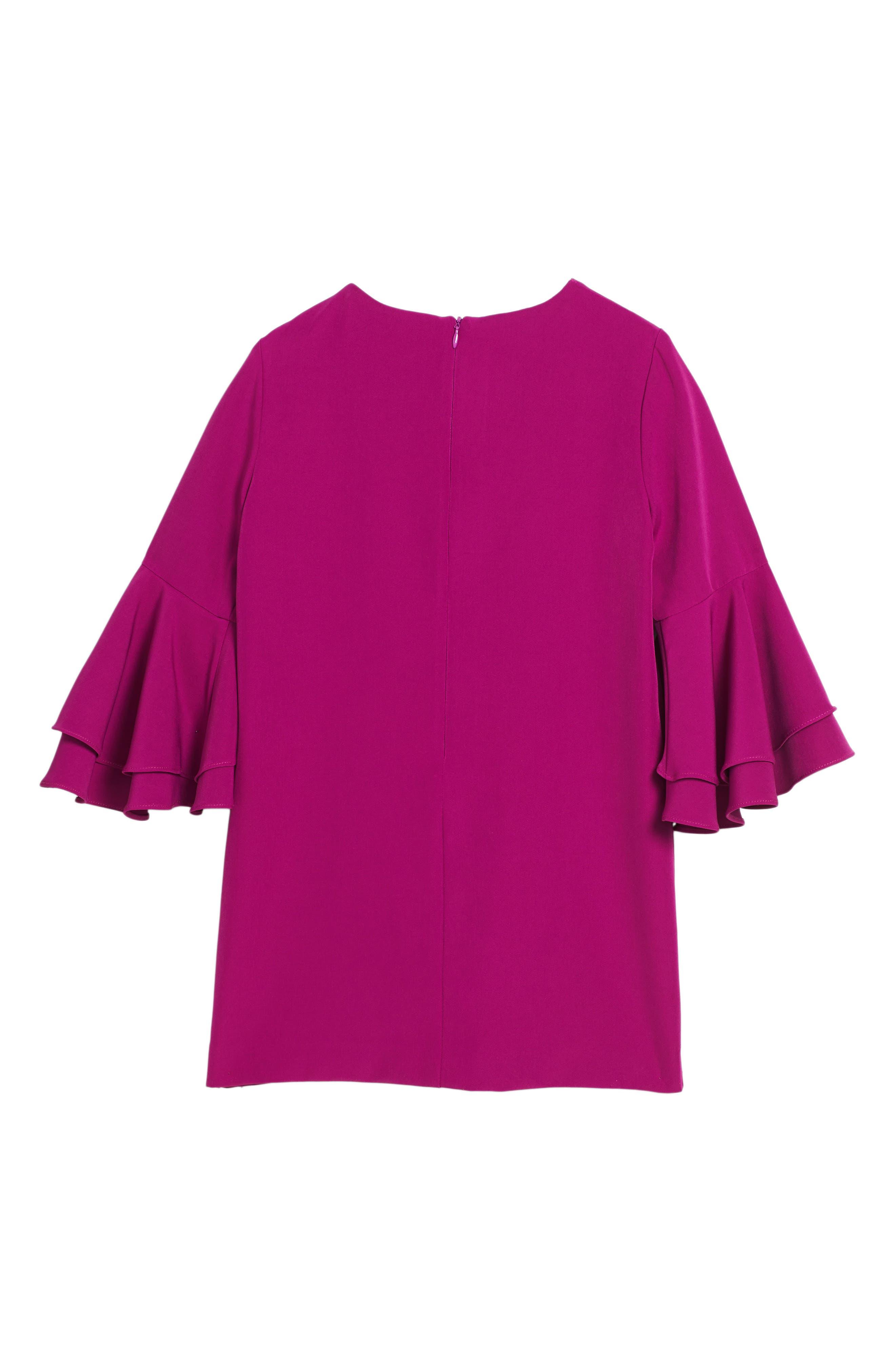 Alternate Image 2  - Milly Minis Nicola Dress (Big Girls)