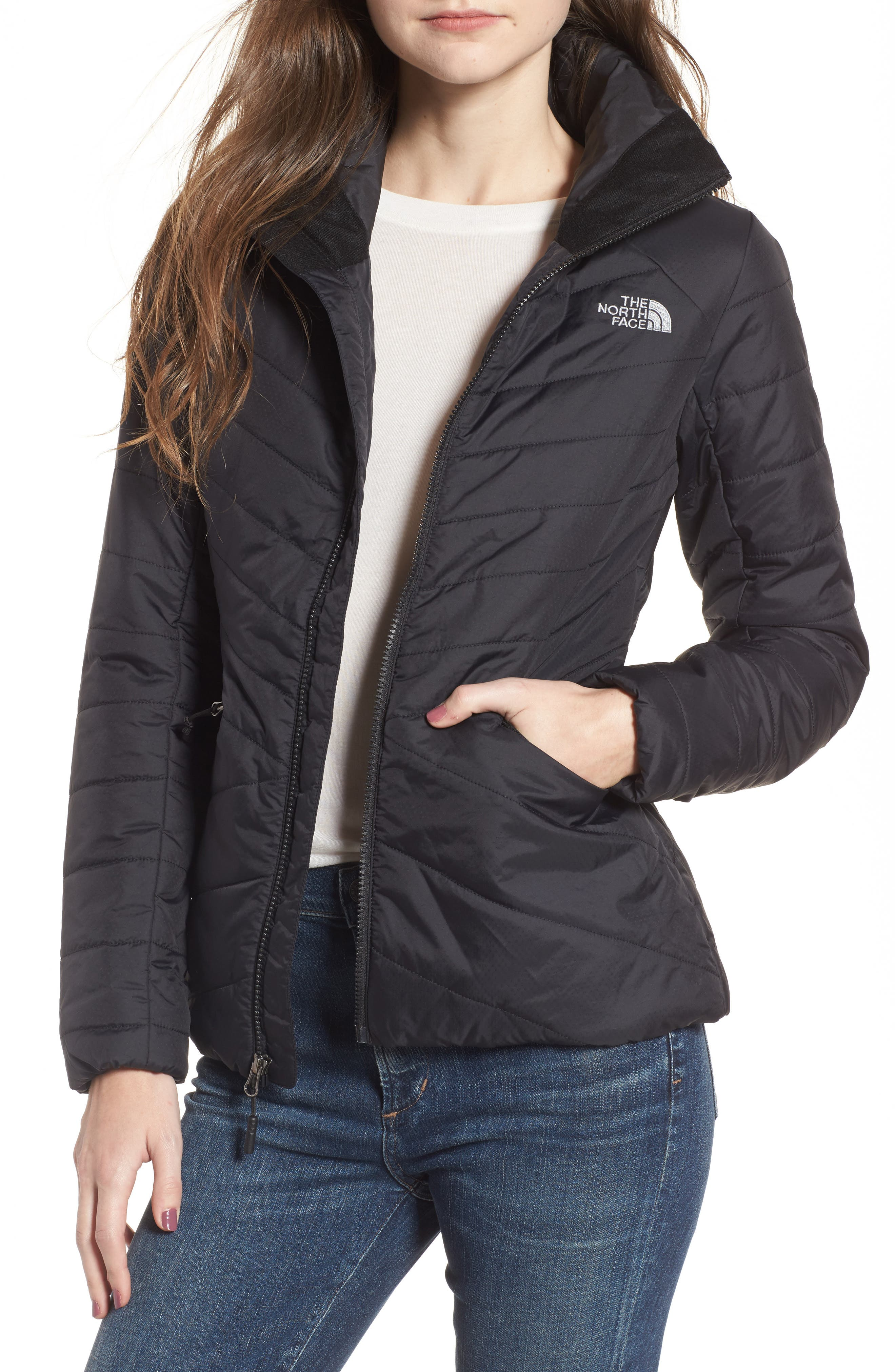 Alternate Image 1 Selected - The North Face Moonlight Heatseeker Insulated Jacket