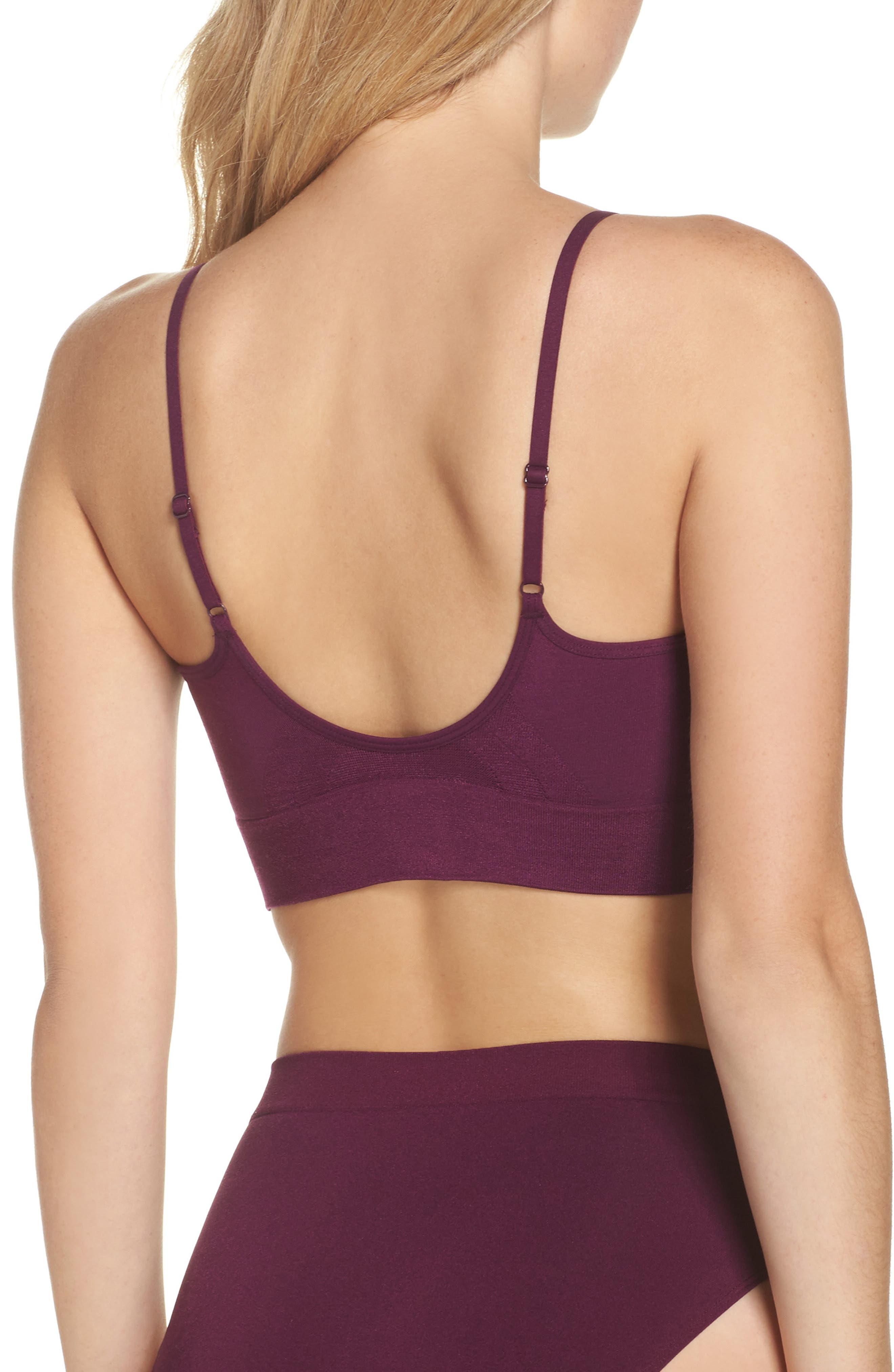 Alternate Image 2  - Wacoal B Smooth Seamless Bralette