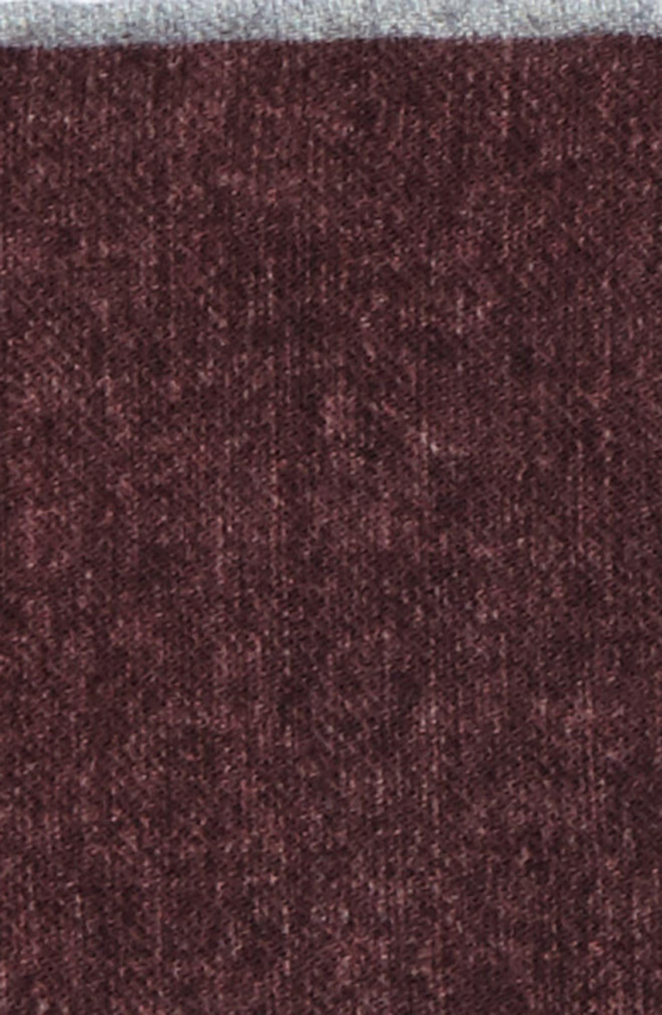 Alternate Image 3  - Eleventy Flannel Wool Pocket Square
