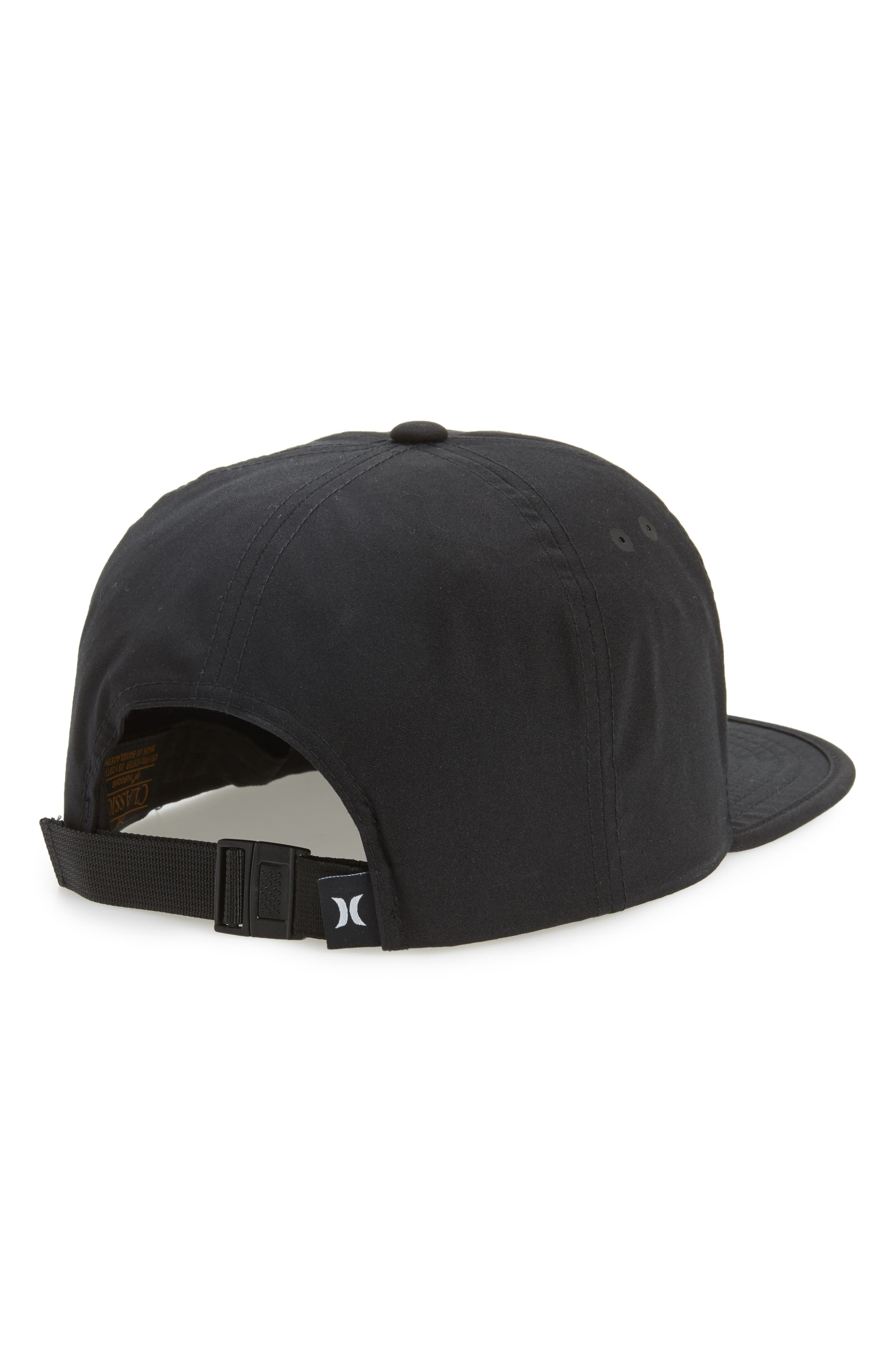 Alternate Image 2  - Hurley Pacific Hats Snapback Baseball Cap