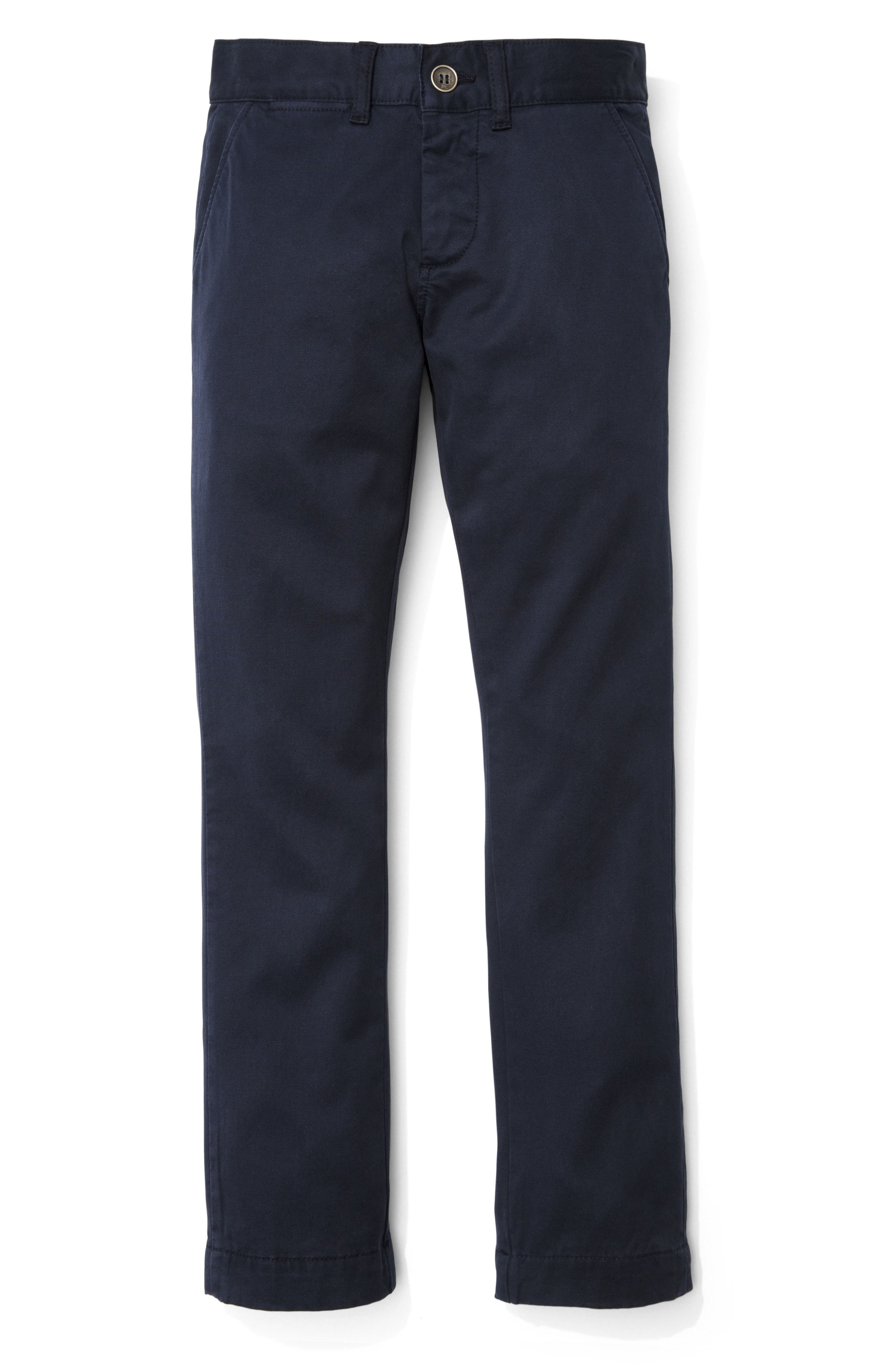 Timmy Slim Fit Chinos,                             Main thumbnail 1, color,                             Hammond