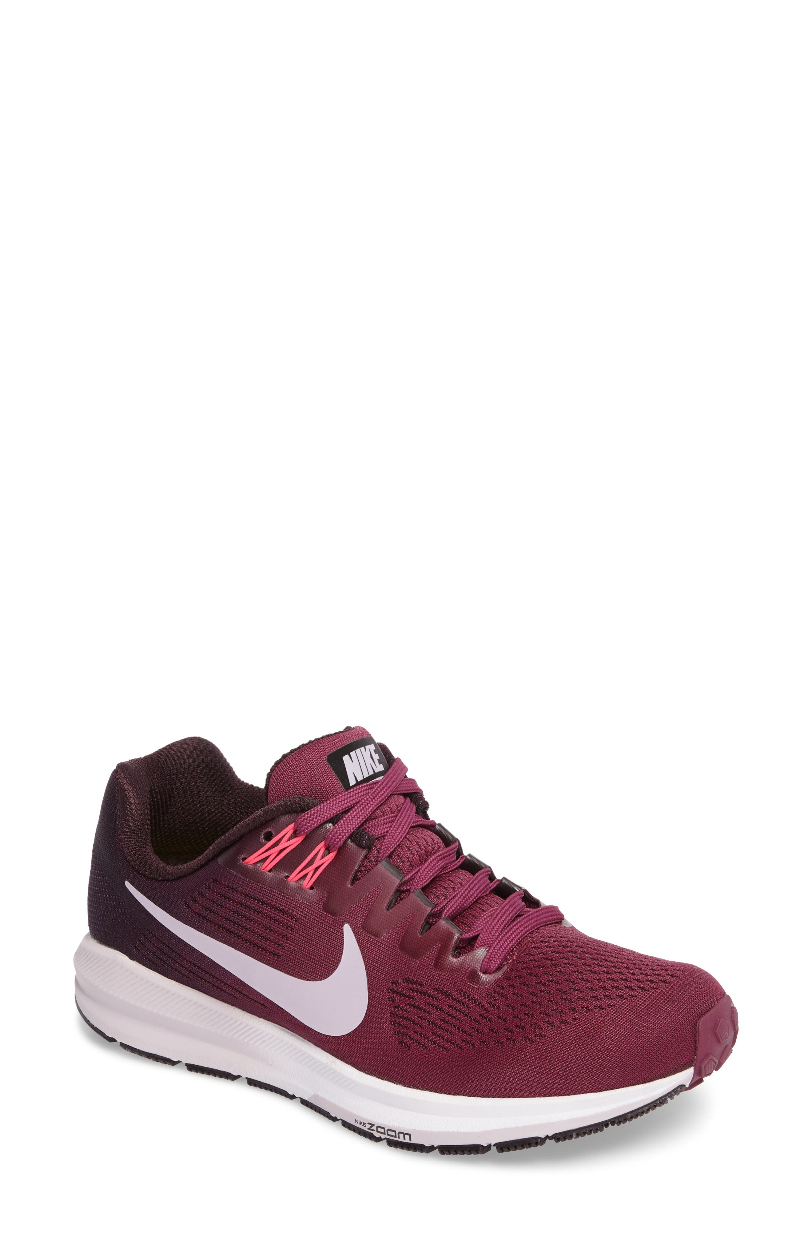Main Image - Nike Air Zoom Structure 21 Running Shoe (Women)