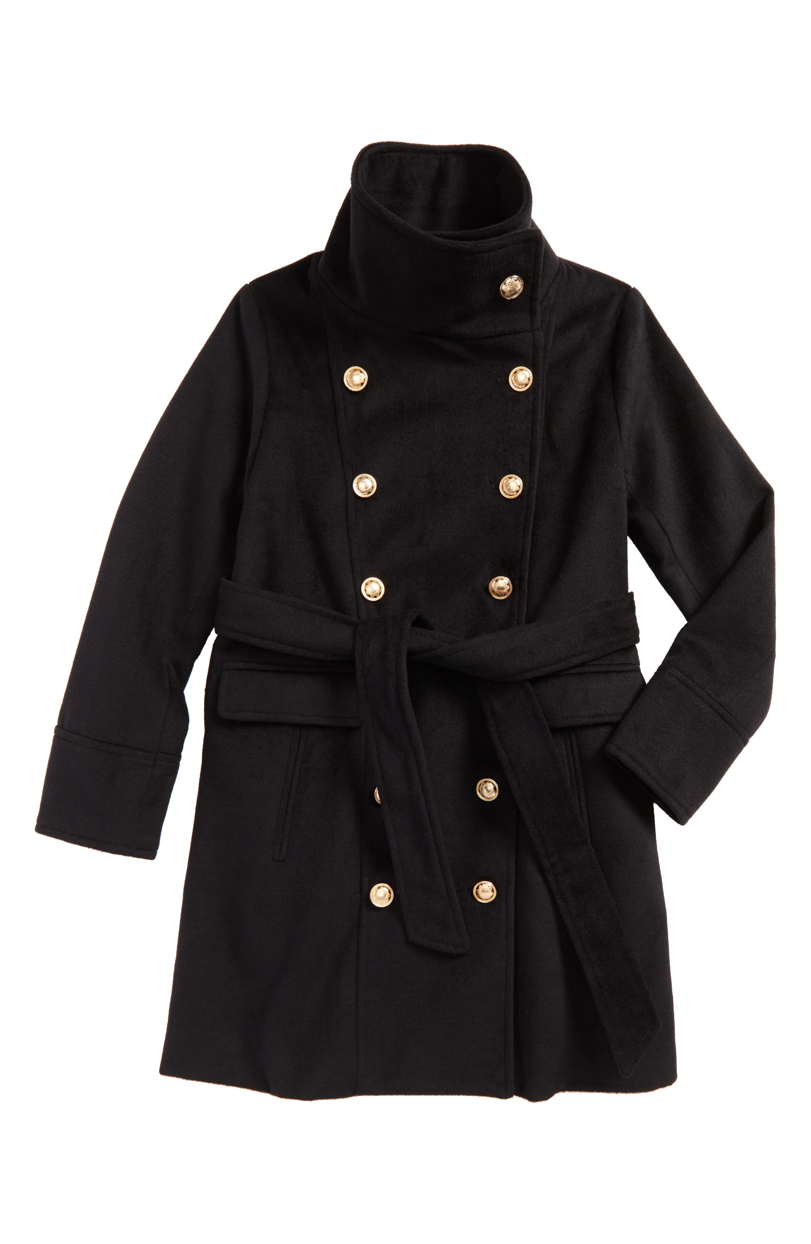Bardot Junior Cassie Double Breasted Coat (Big Girls)