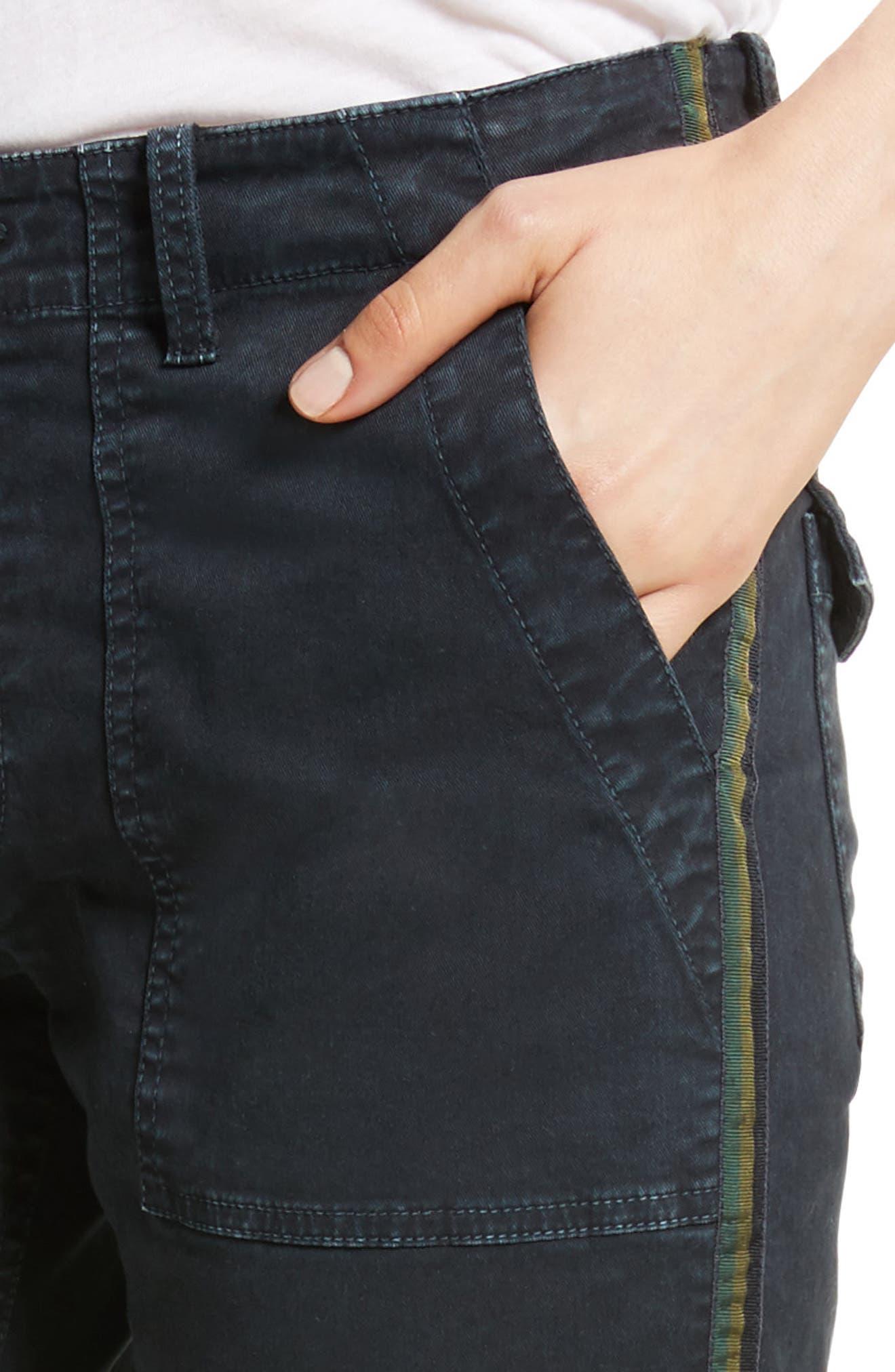 Alternate Image 5  - Nili Lotan Jenna Ankle Pants