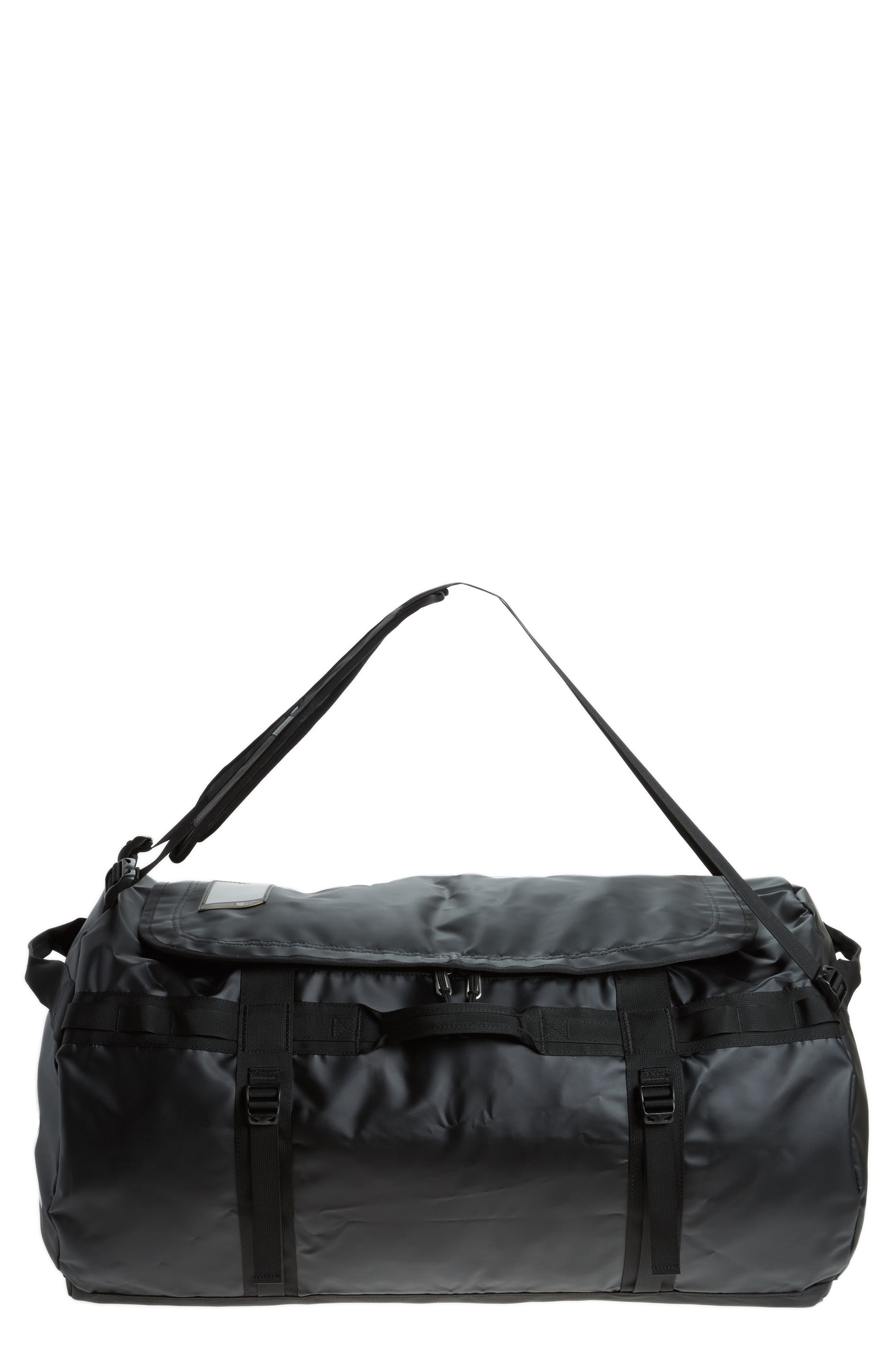 Base Camp XL Duffel Bag,                             Main thumbnail 1, color,                             Black