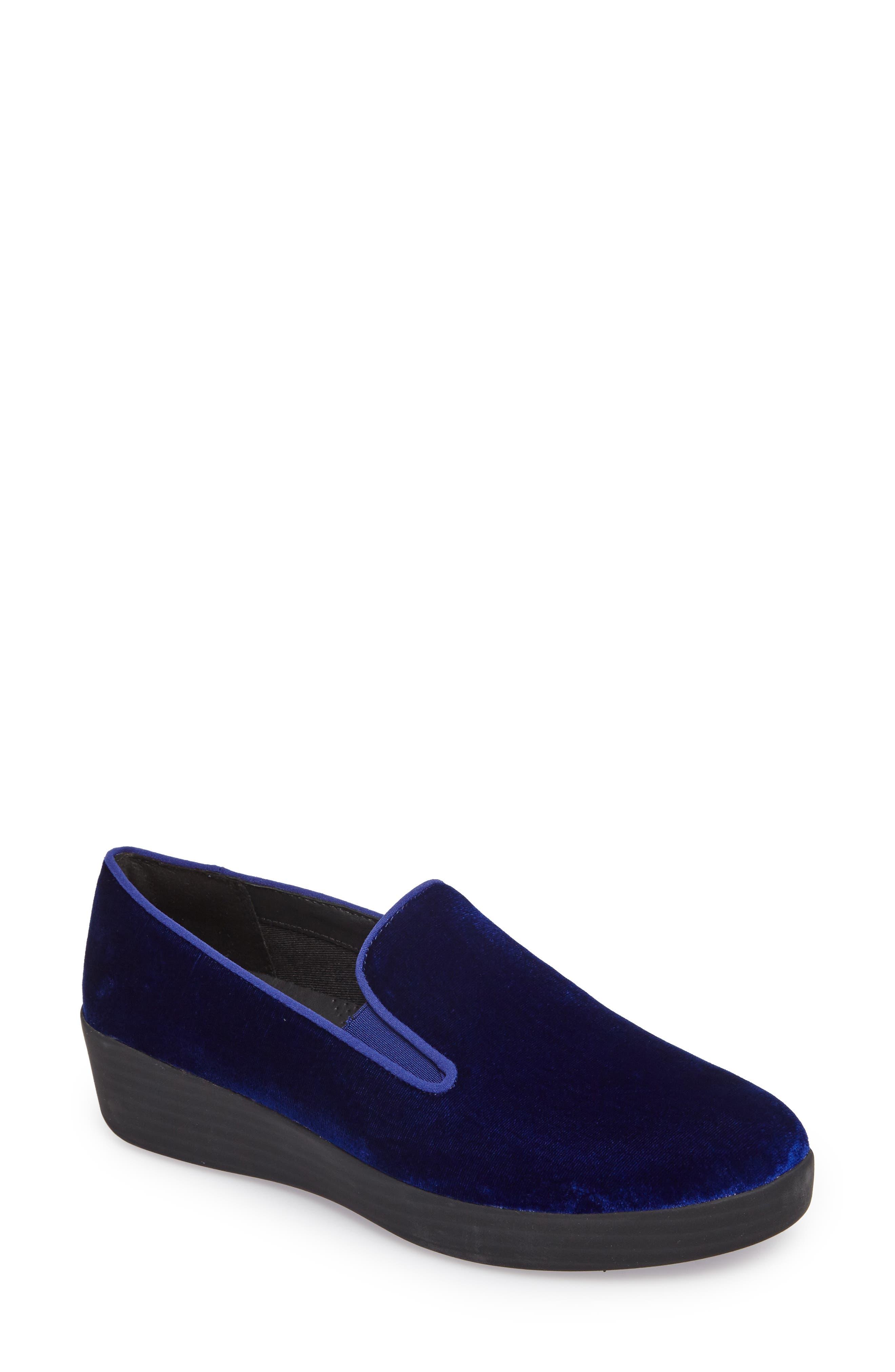 FitFlop Superskate Slip-On Sneaker (Women)
