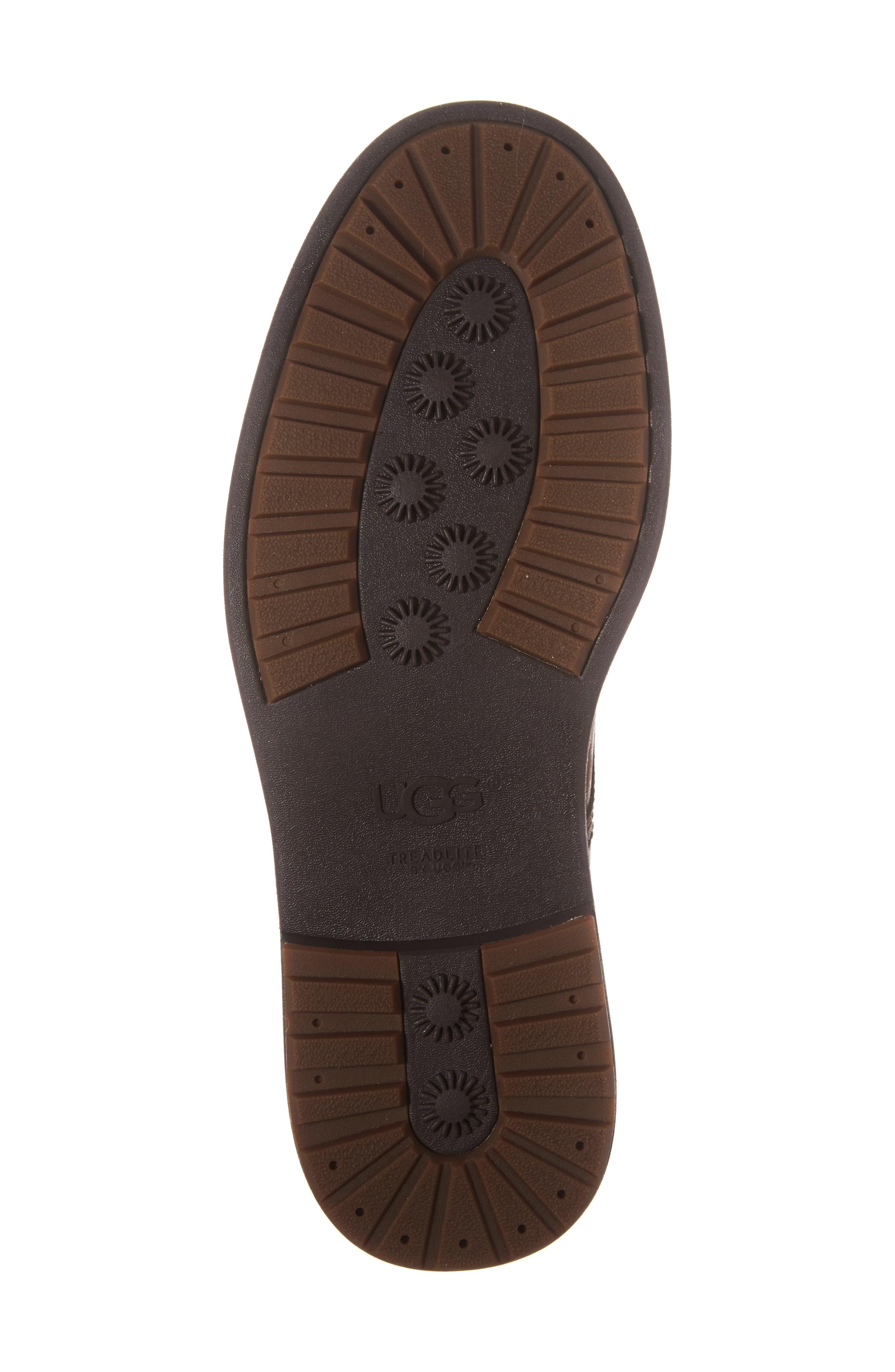 Vestmar Plain Toe Boot,                             Alternate thumbnail 6, color,                             Grizzly