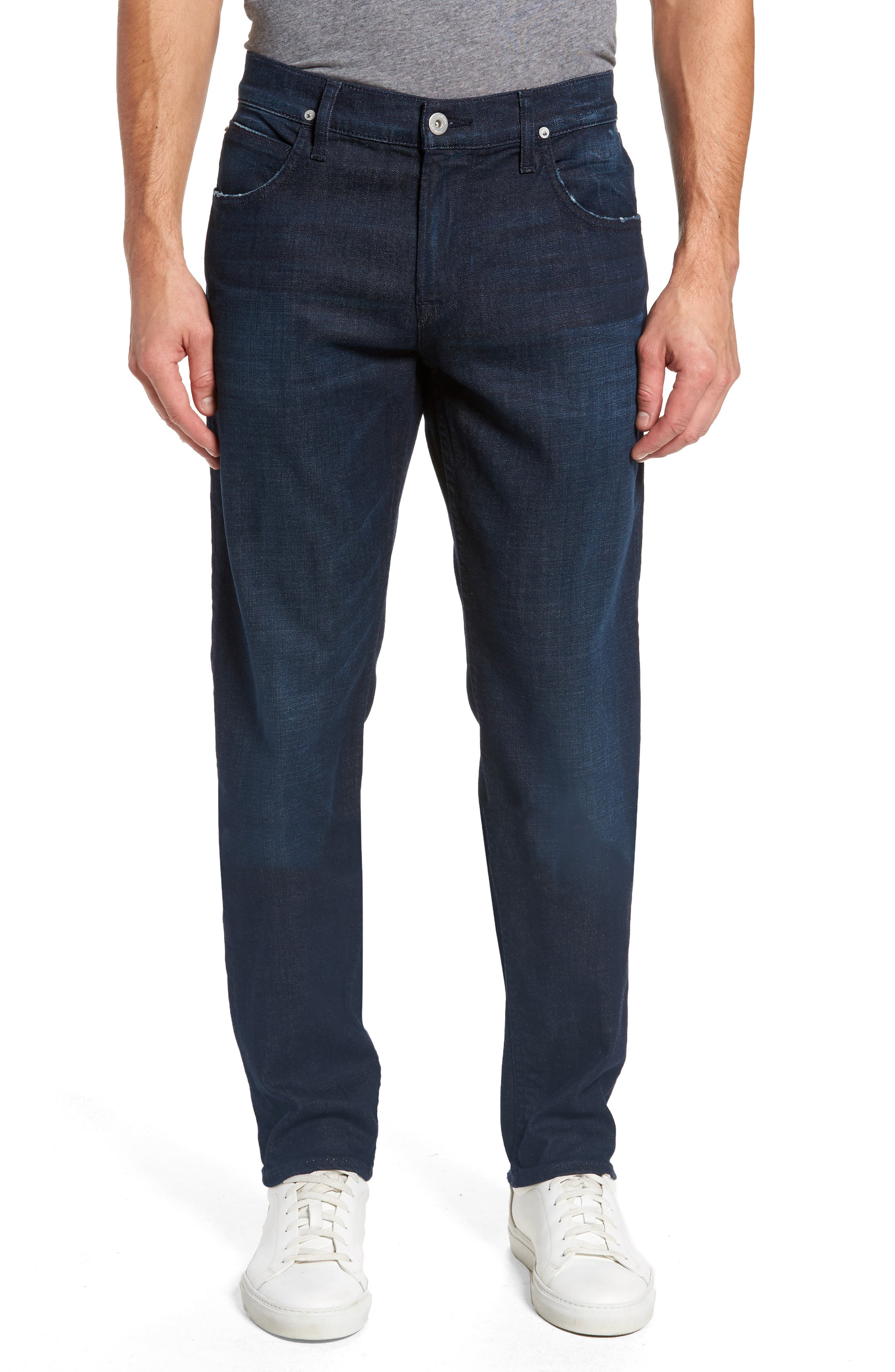 Main Image - Hudson Jeans Blake Slim Fit Jeans (Evening Hush)