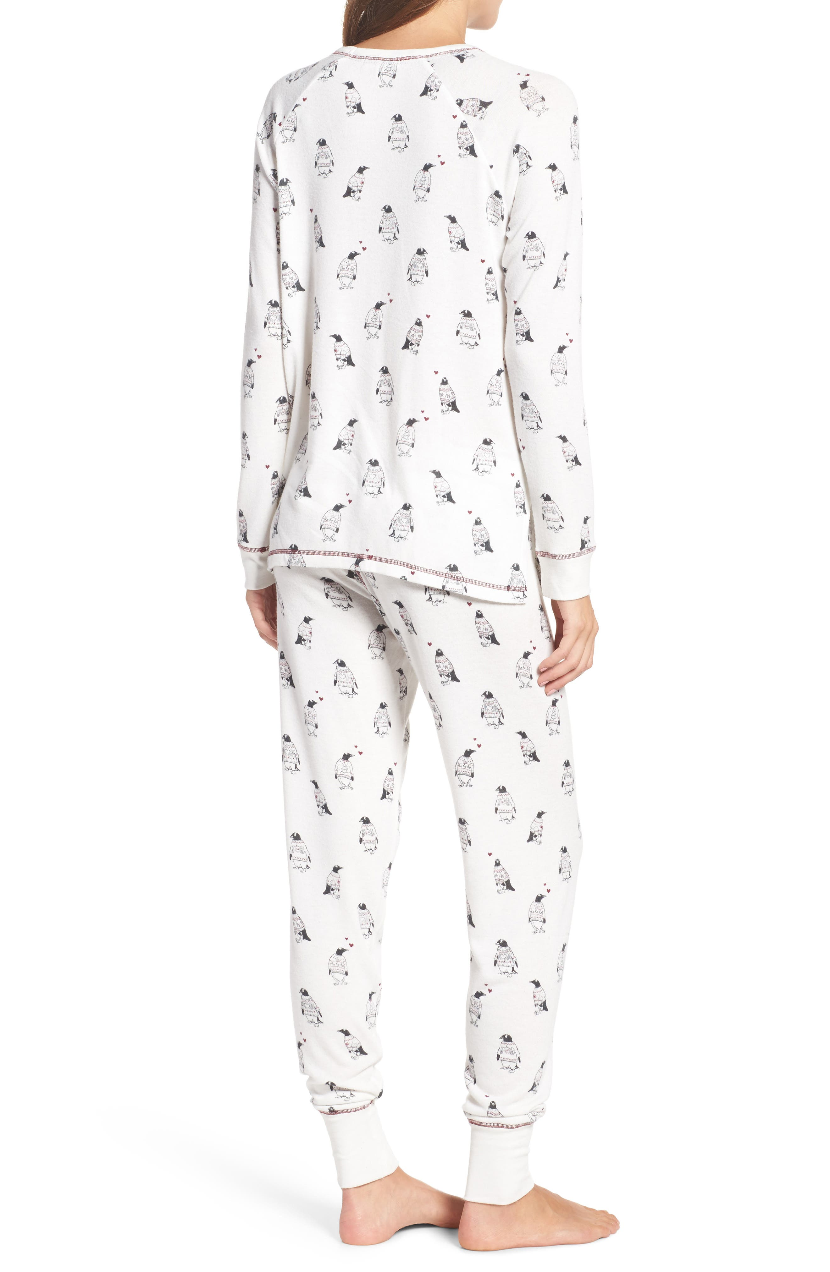 Alternate Image 2  - PJ Salvage Peachy Pajamas