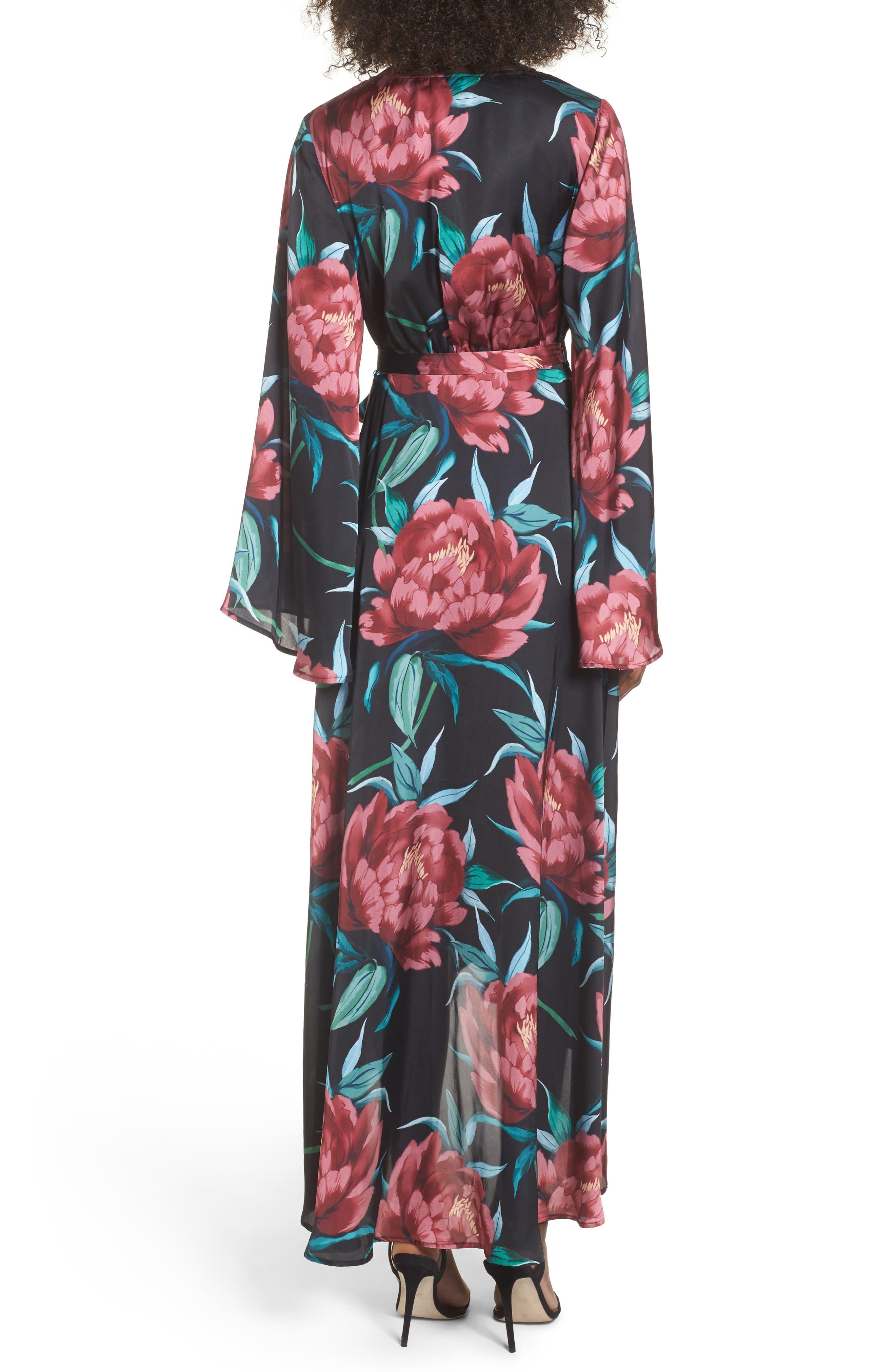 Alternate Image 2  - Show Me Your Mumu Anita Wrap Maxi Dress