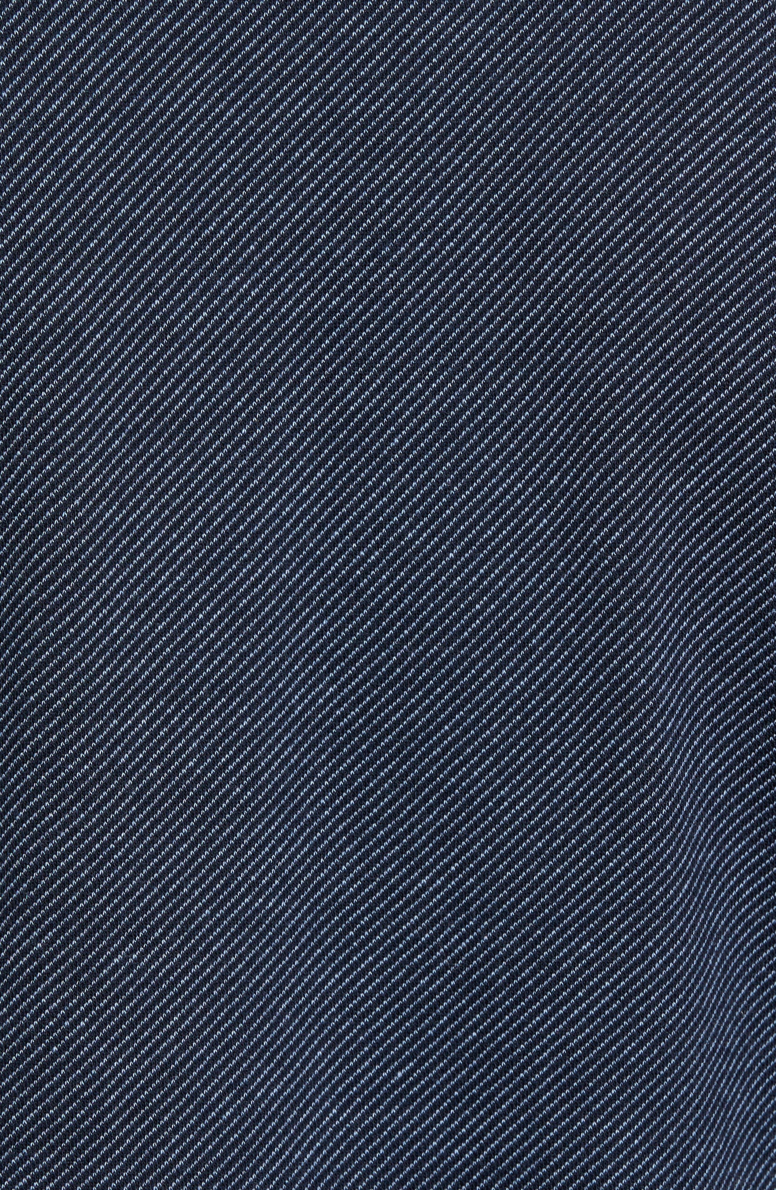 Alderson Ave Fleece Jacket,                             Alternate thumbnail 5, color,                             Navy