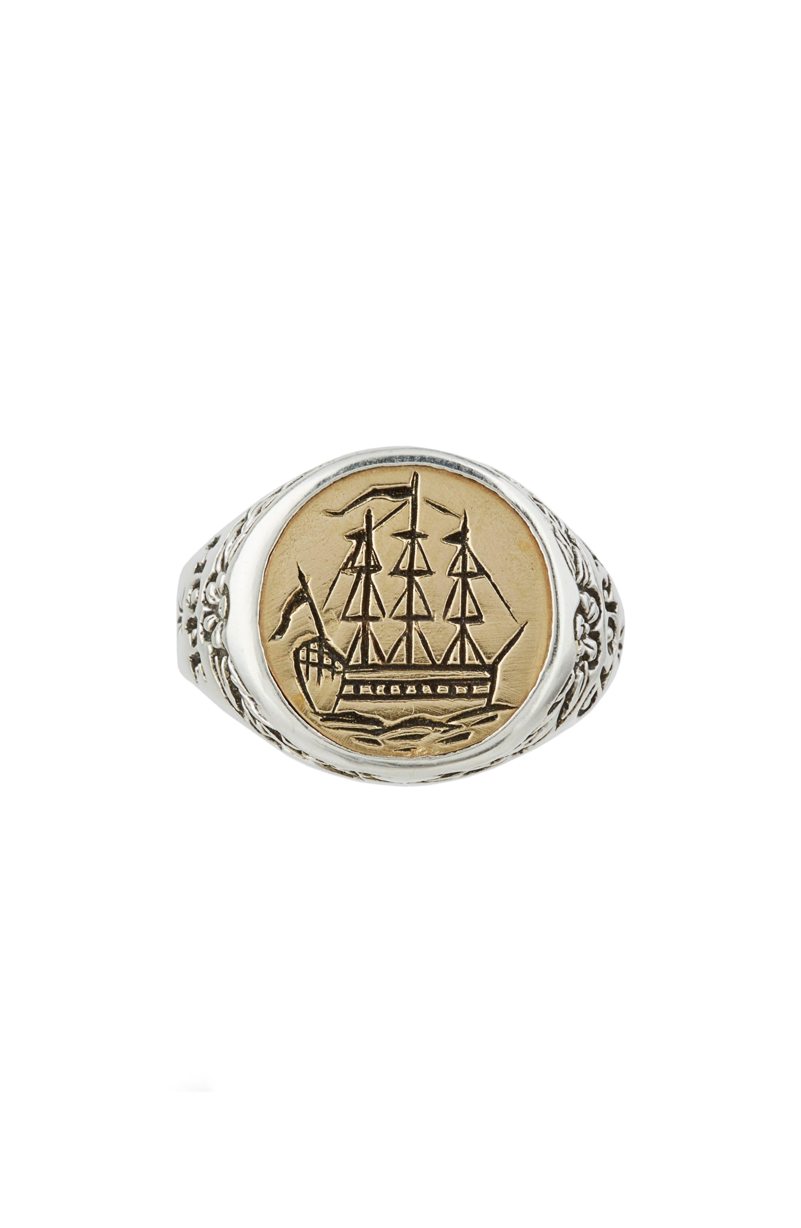 Main Image - Lewis Henry Nicholas Albion Ring