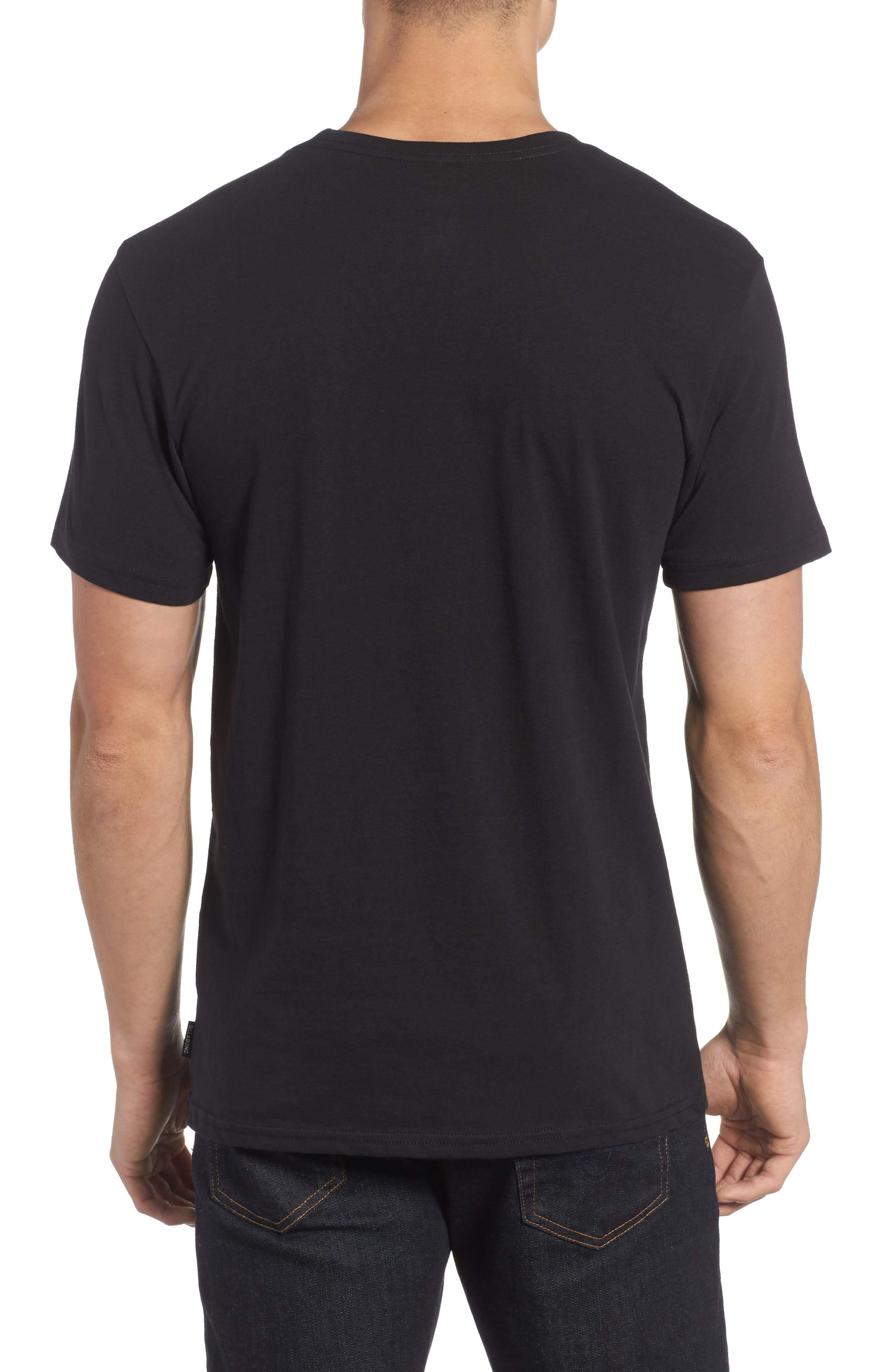 Alternate Image 2  - Billabong Unity Block Graphic T-Shirt