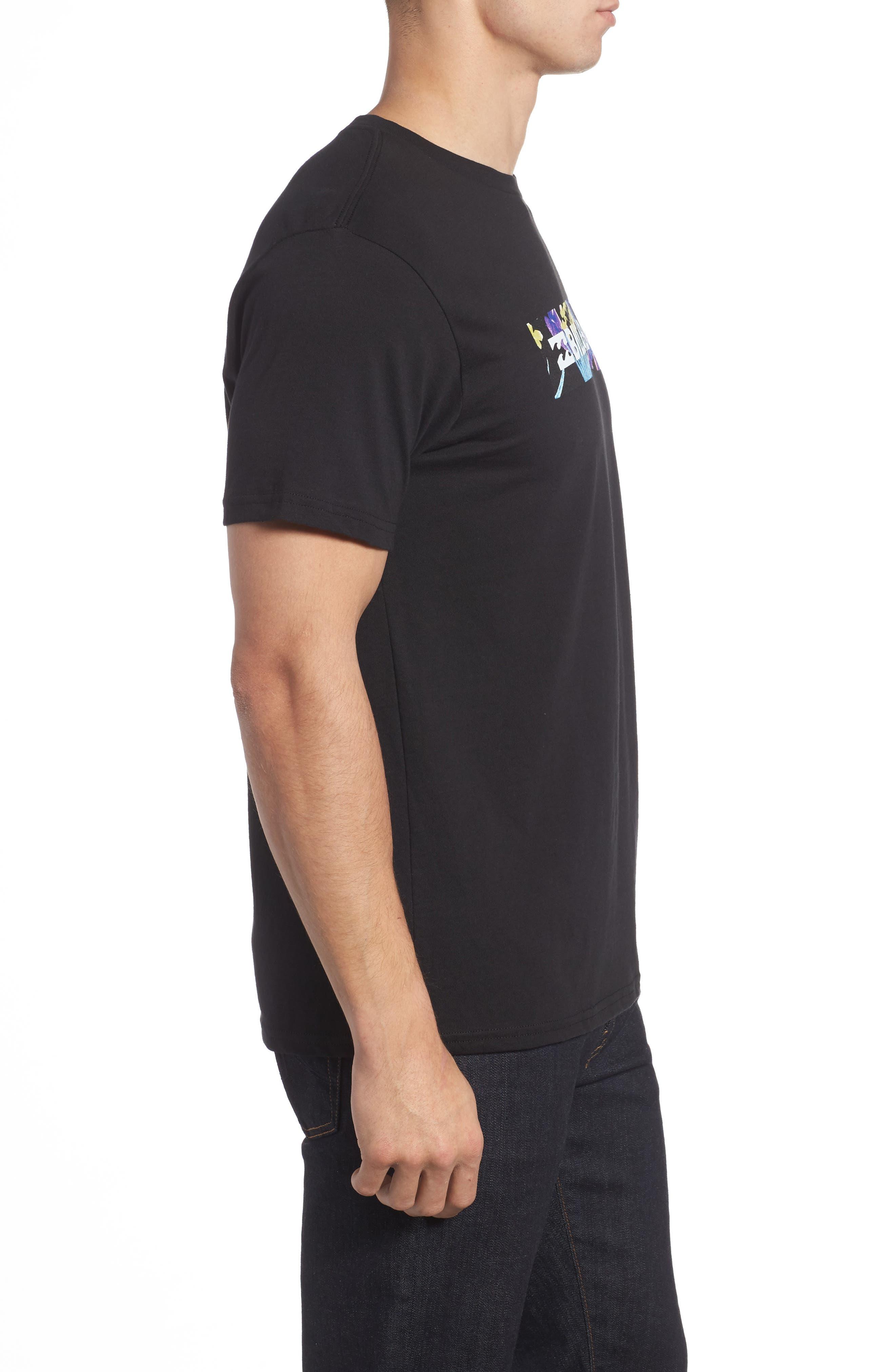 Alternate Image 3  - Billabong Unity Block Graphic T-Shirt