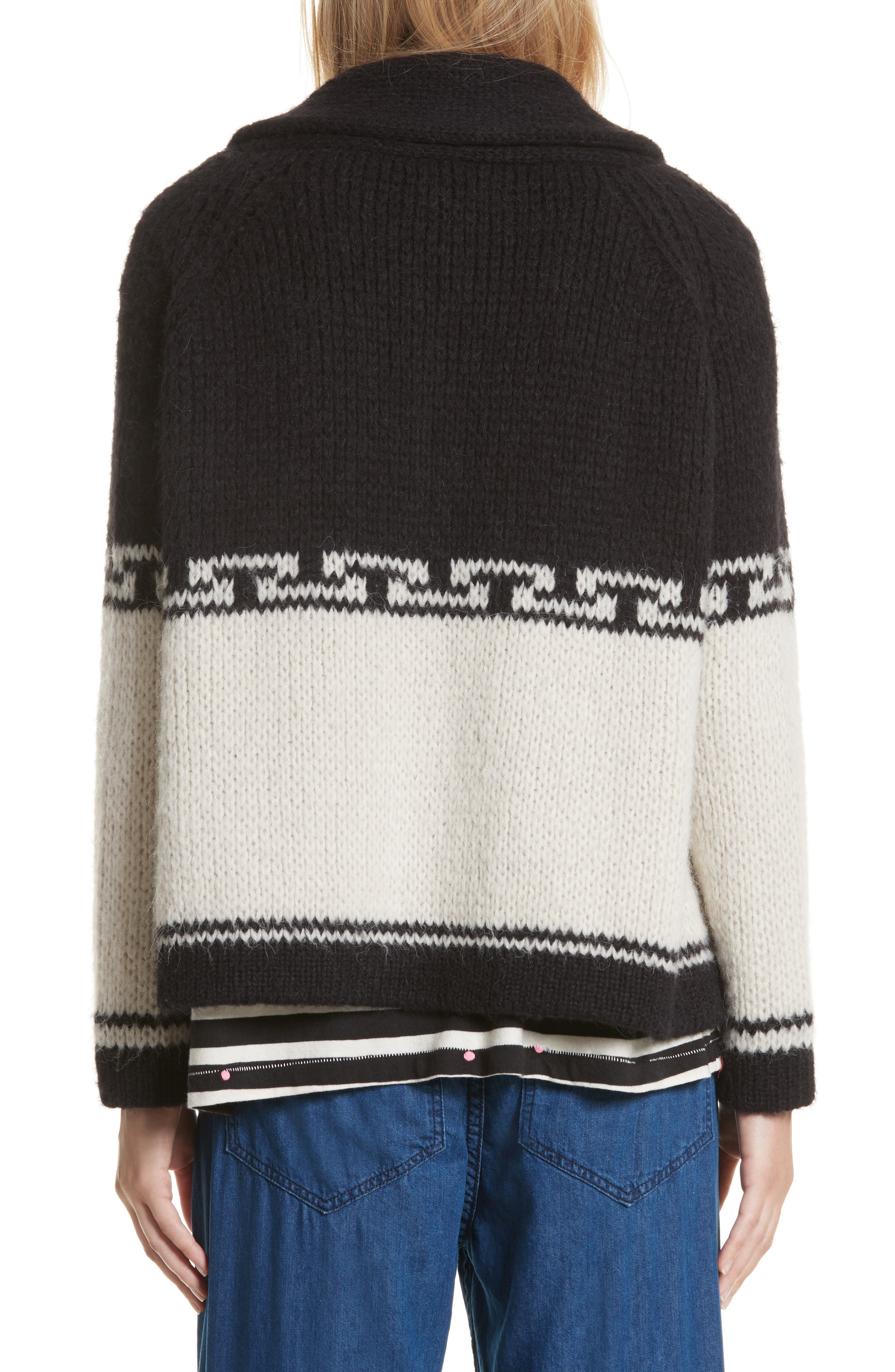 Alternate Image 3  - THE GREAT. The Lodge Cardigan