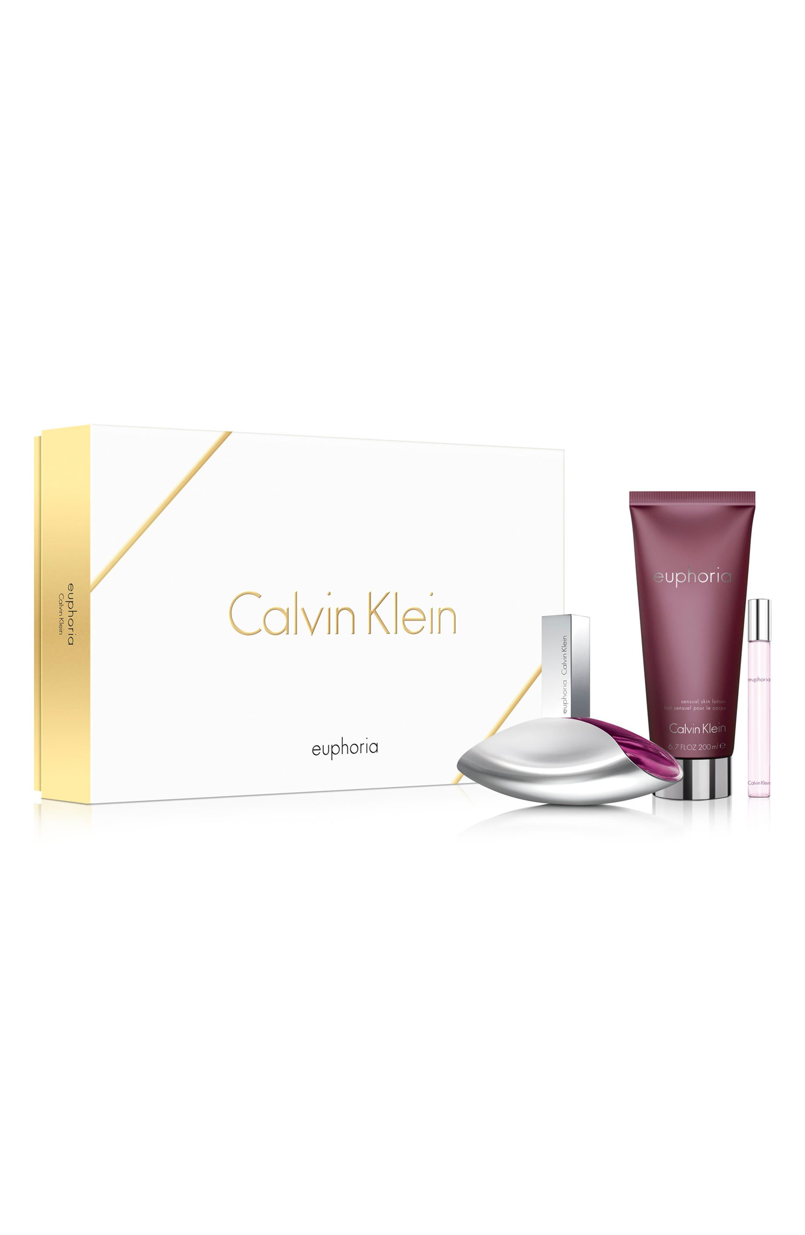 Calvin Klein Euphoria for Women Set ($164 Value)