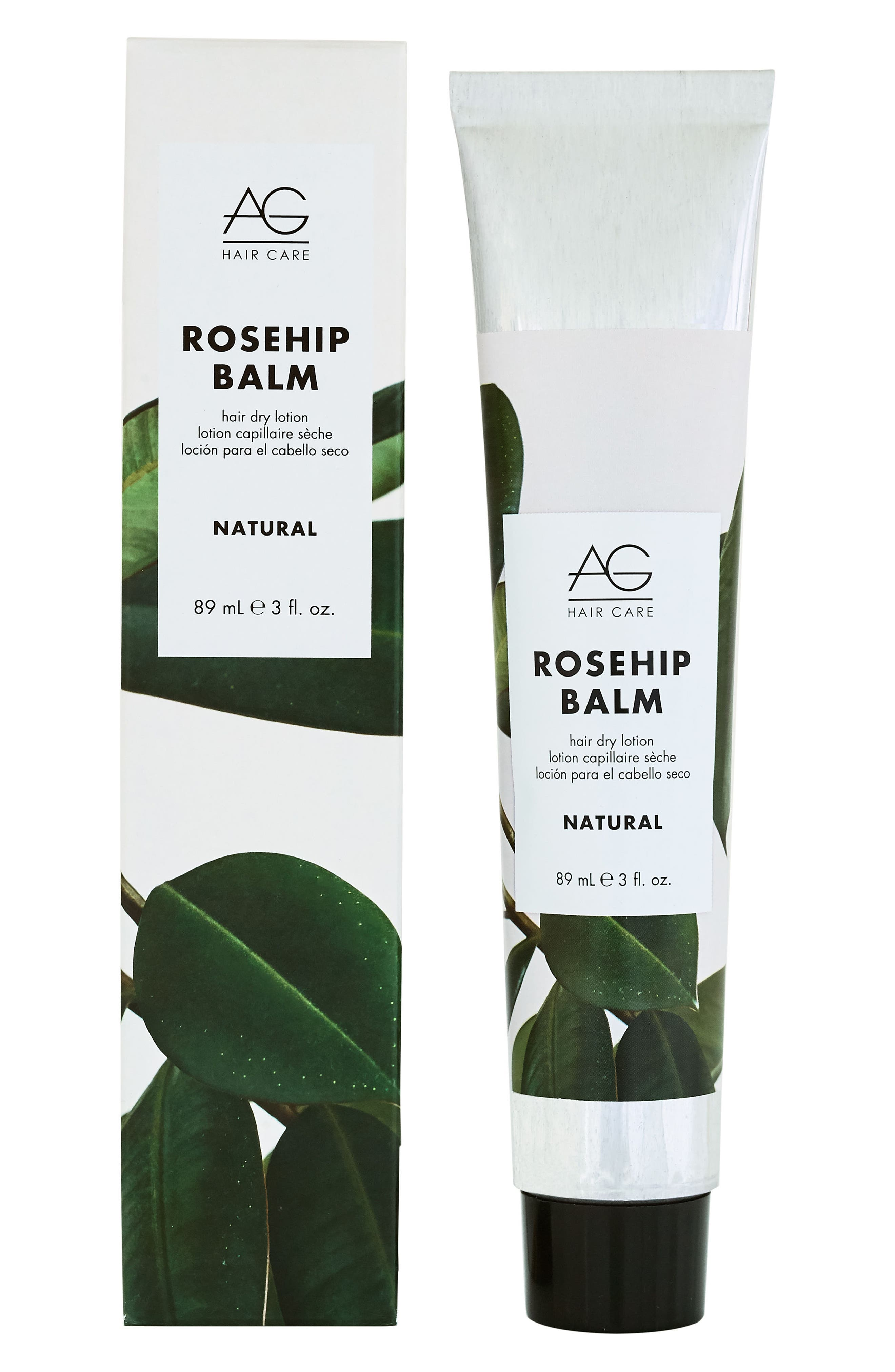 Rosehip Balm Hair Dry Lotion,                             Alternate thumbnail 4, color,                             No Color