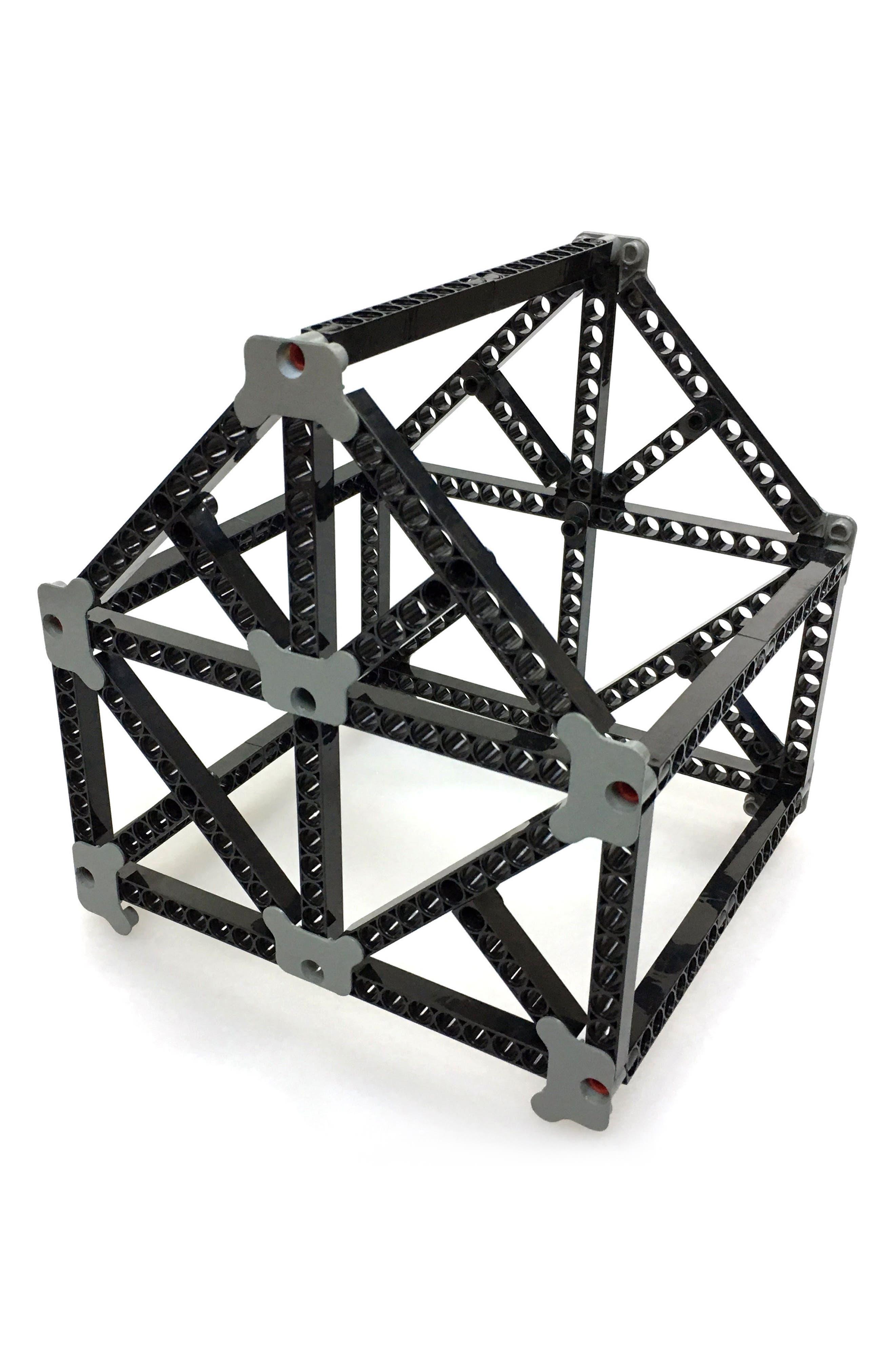 Alternate Image 29  - Thames & Kosmos Structural Engineering 323-Piece Bridges & Skyscrapers Building Kit