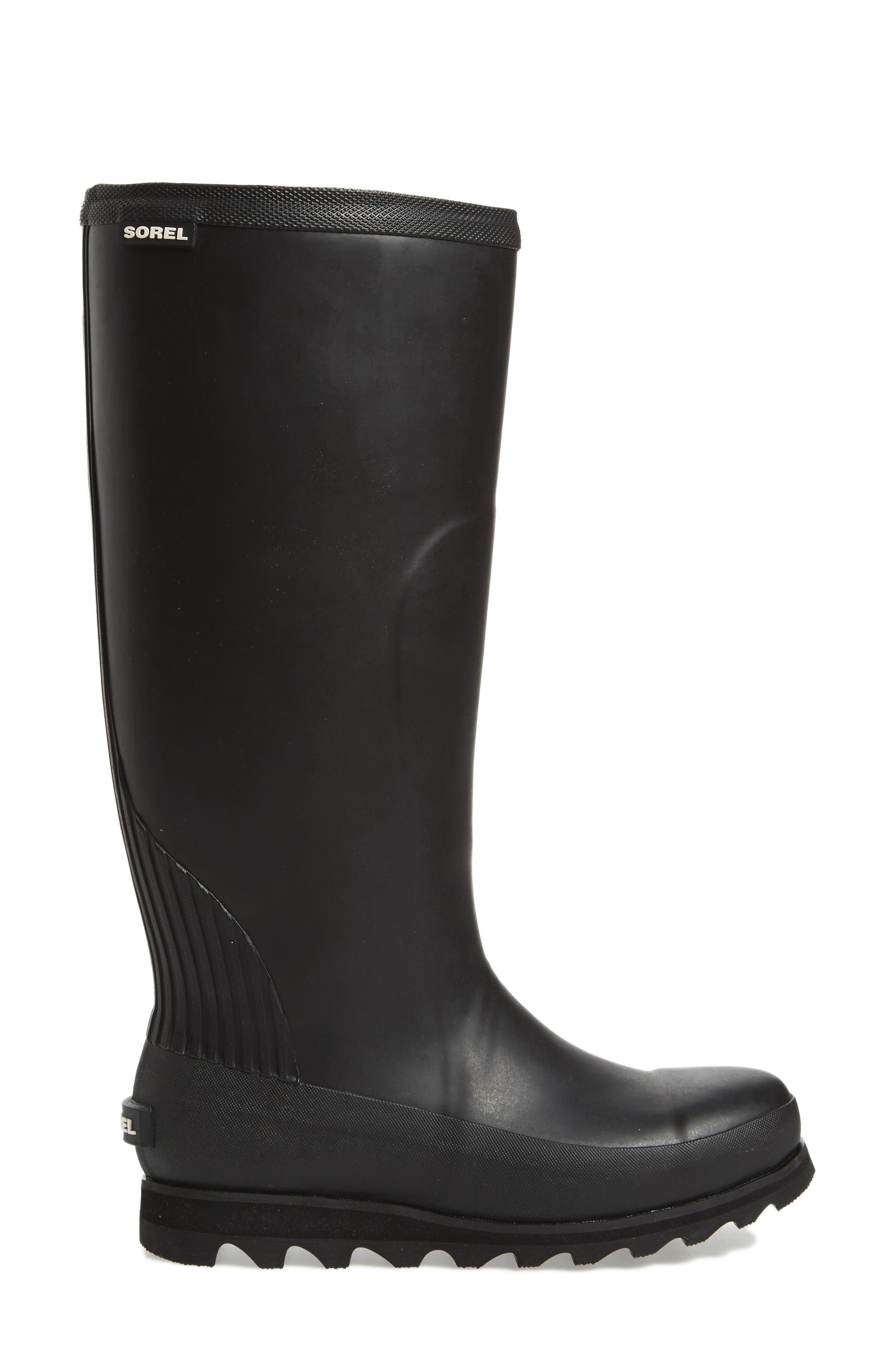 Alternate Image 3  - SOREL Joan Tall Rain Boot (Women)