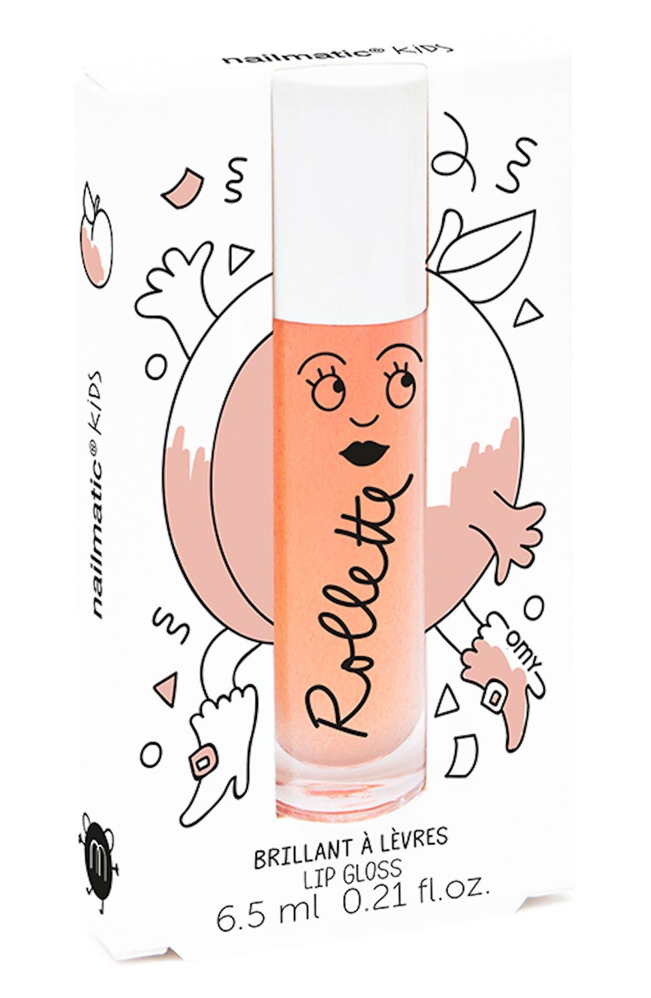 Nailmatic Flavored Lip Gloss (Girls)