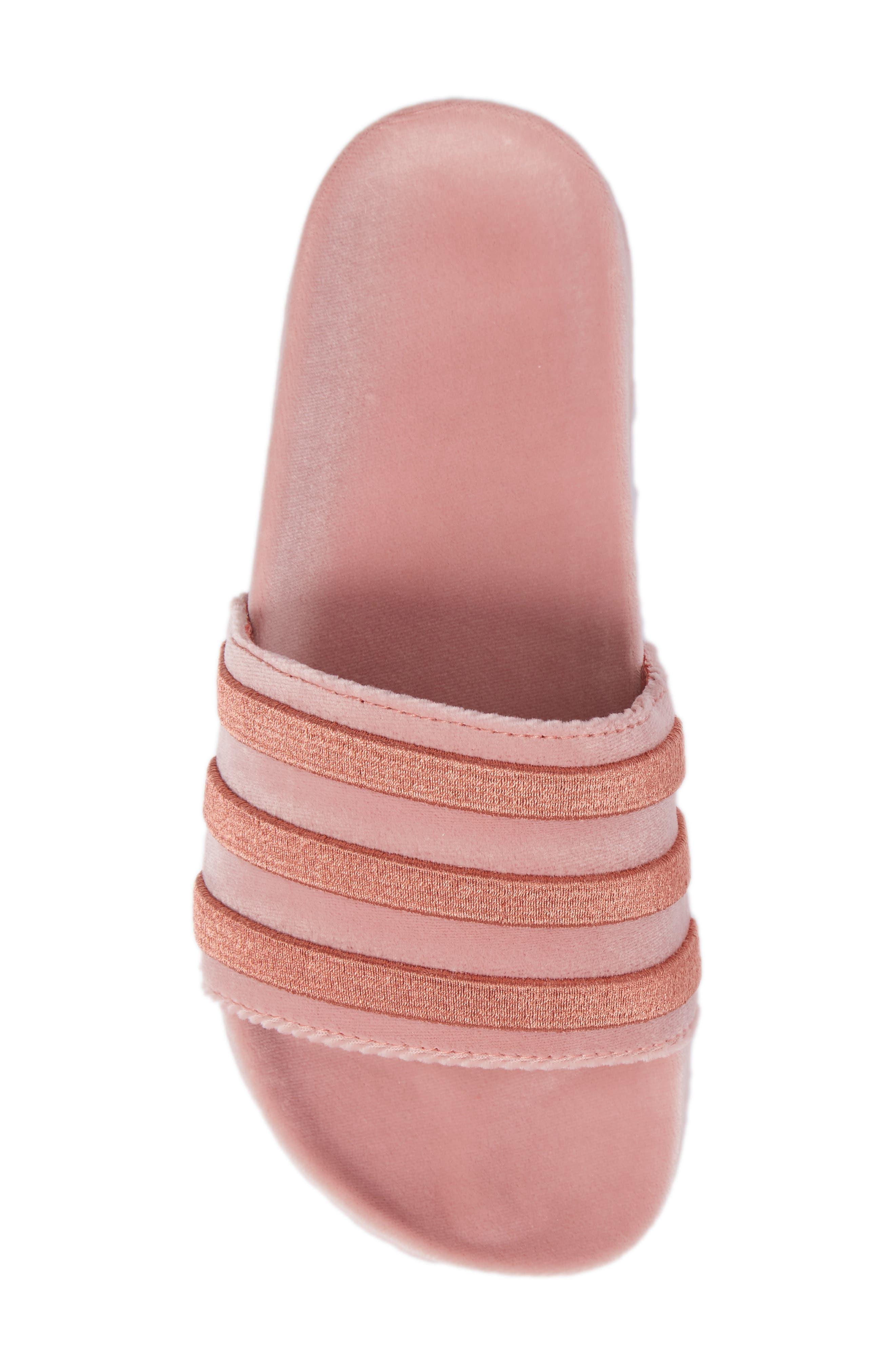 Alternate Image 5  - adidas 'Adilette' Slide Sandal (Women)