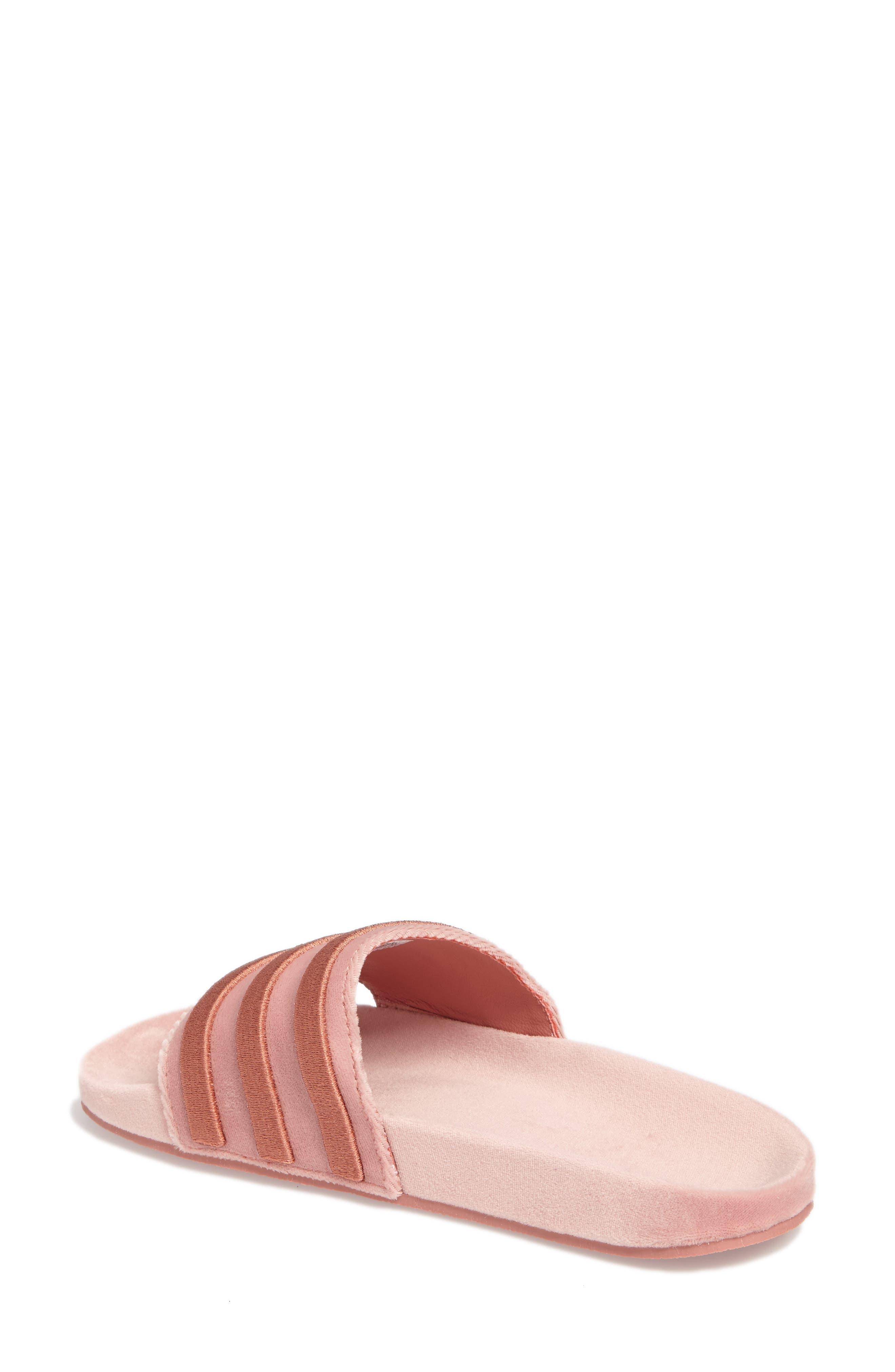 Alternate Image 2  - adidas 'Adilette' Slide Sandal (Women)