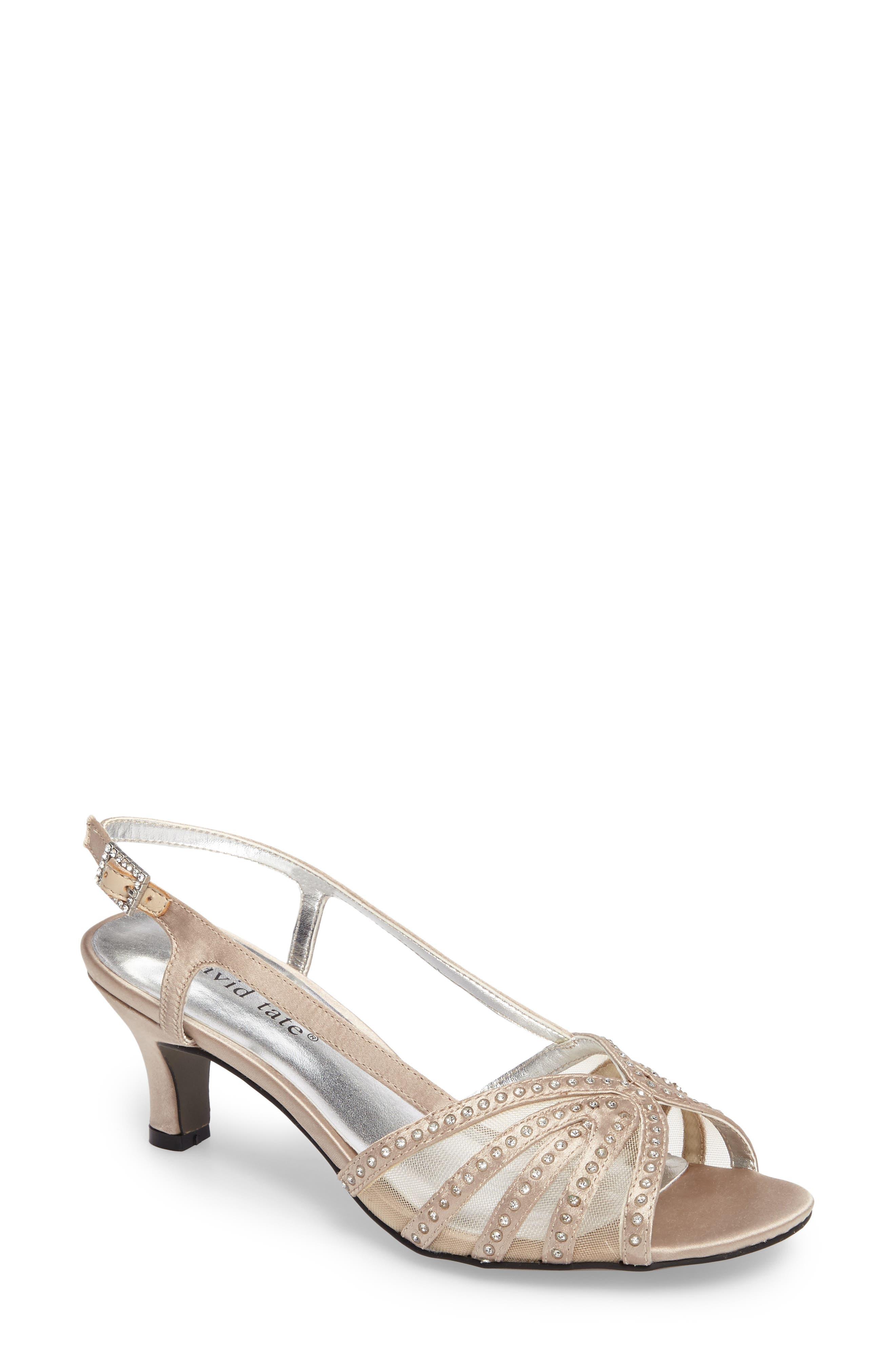 David Tate Sizzle Slingback Sandal (Women)