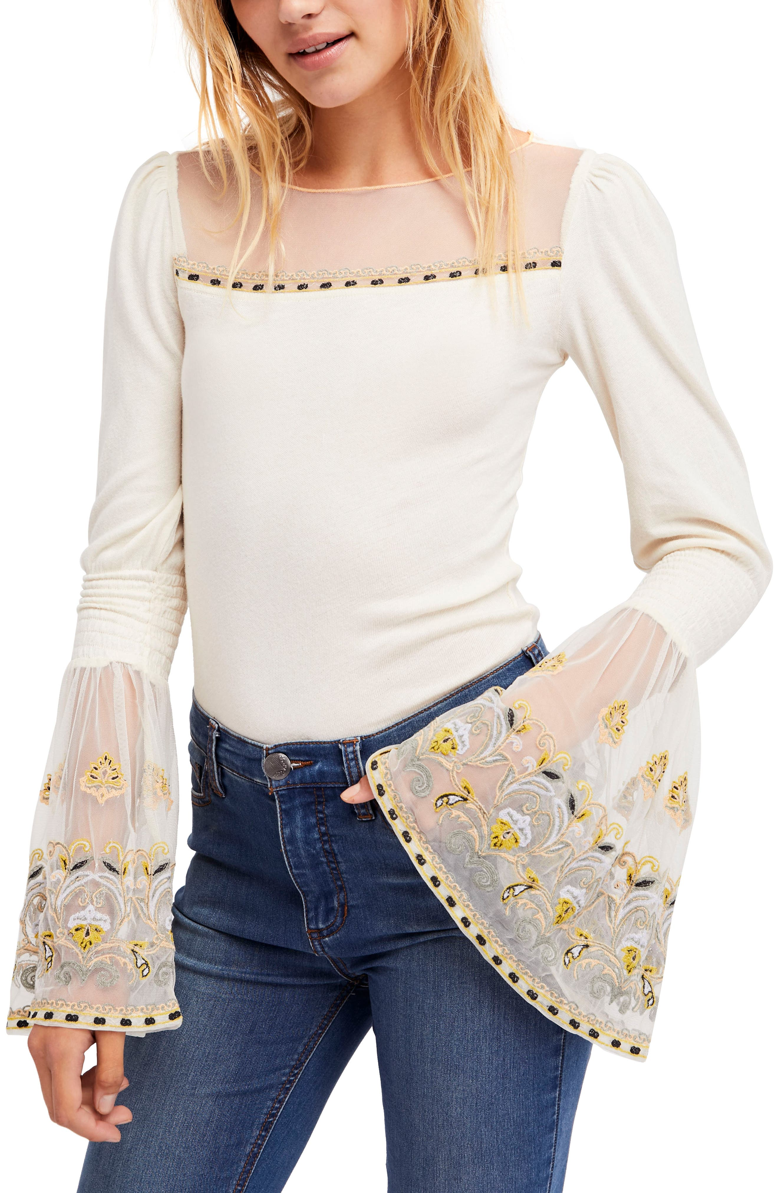 Alternate Image 1 Selected - Free People High Tides Top