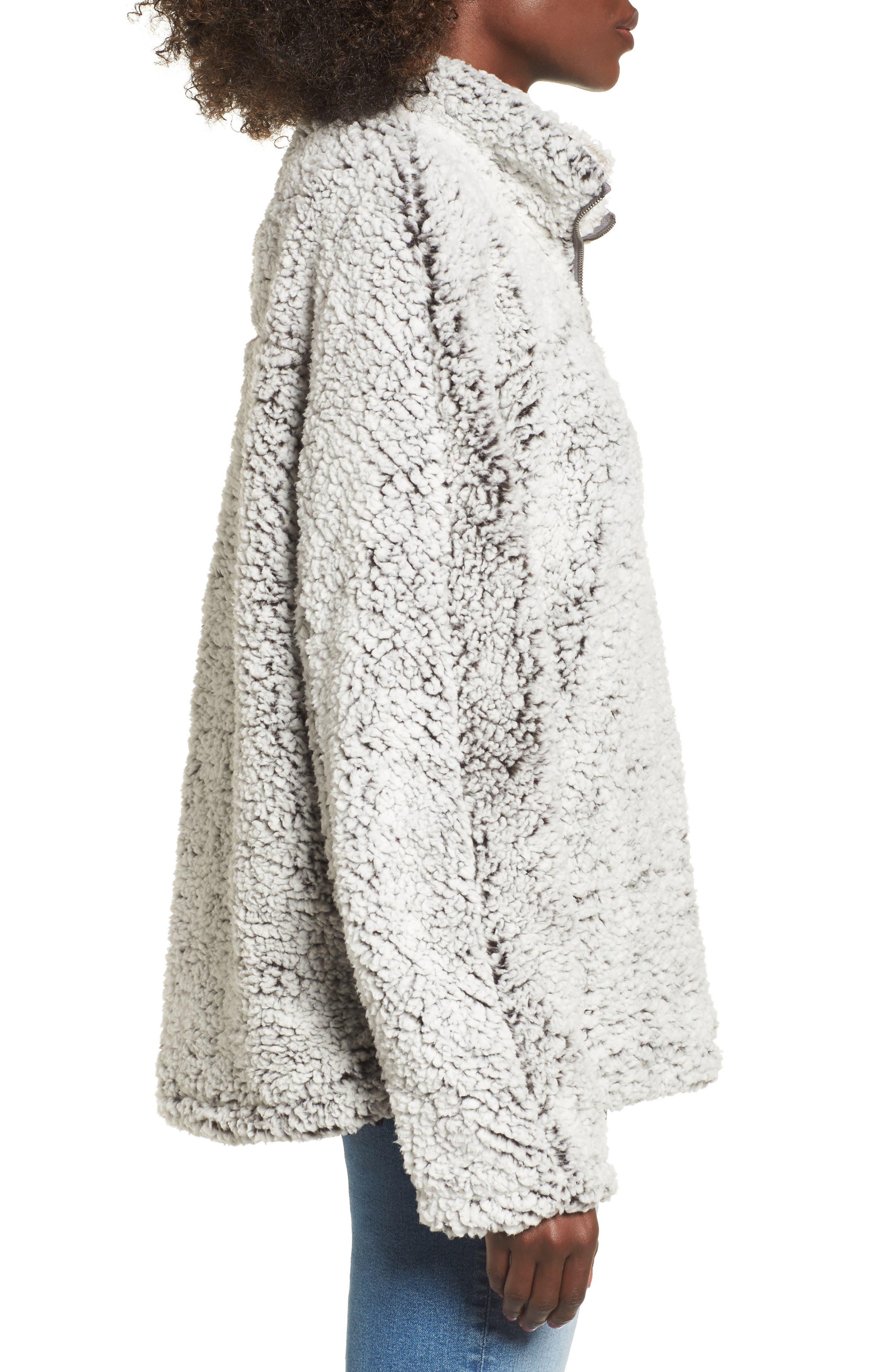 Alternate Image 3  - Thread & Supply Wubby Fleece Pullover